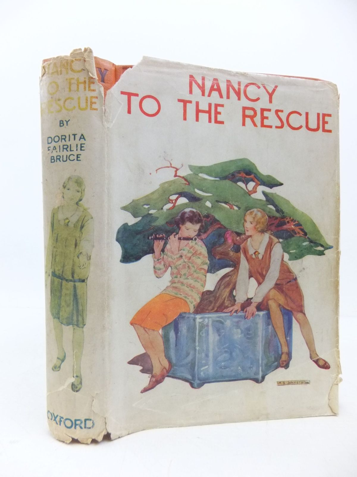 Photo of NANCY TO THE RESCUE