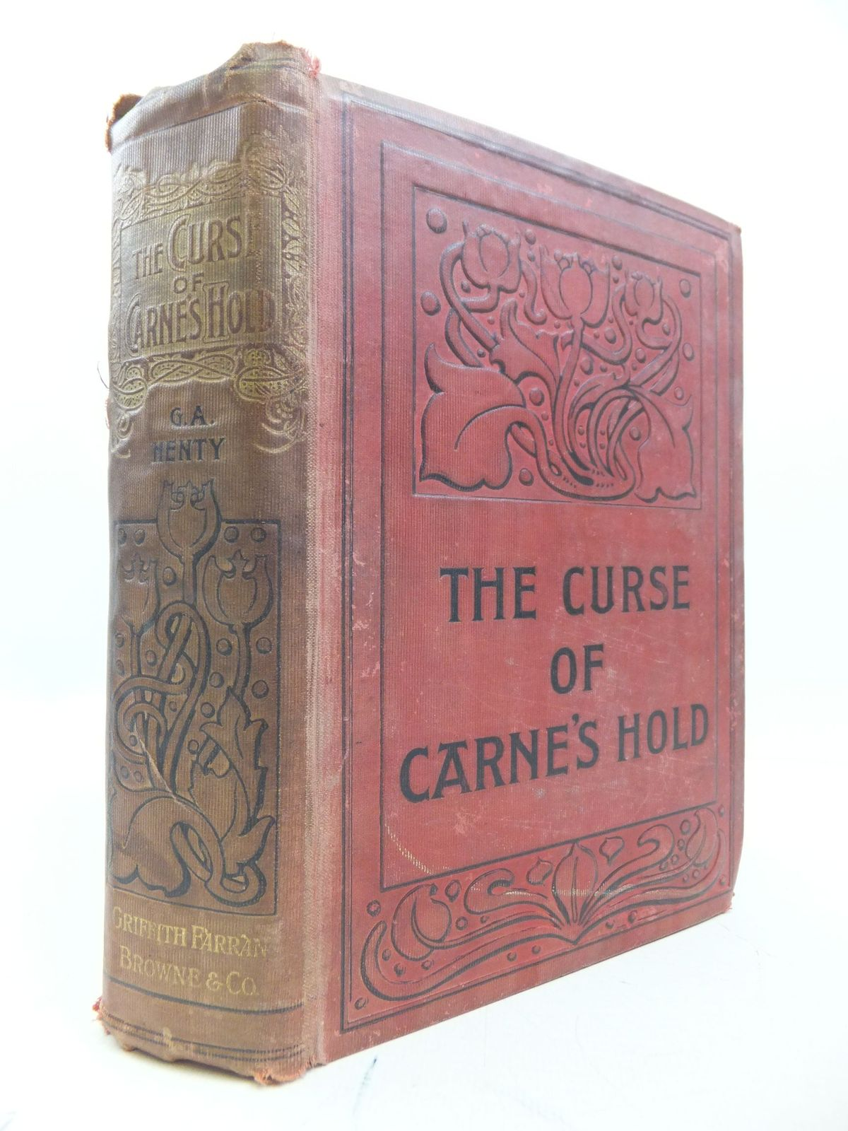 Photo of THE CURSE OF CARNE'S HOLD