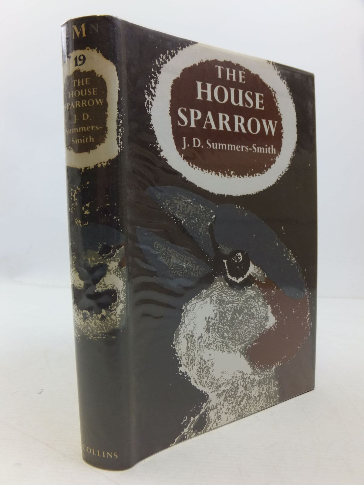 Photo of THE HOUSE SPARROW (NMN 19) written by Summers-Smith, J.D. published by Collins (STOCK CODE: 2112135)  for sale by Stella & Rose's Books