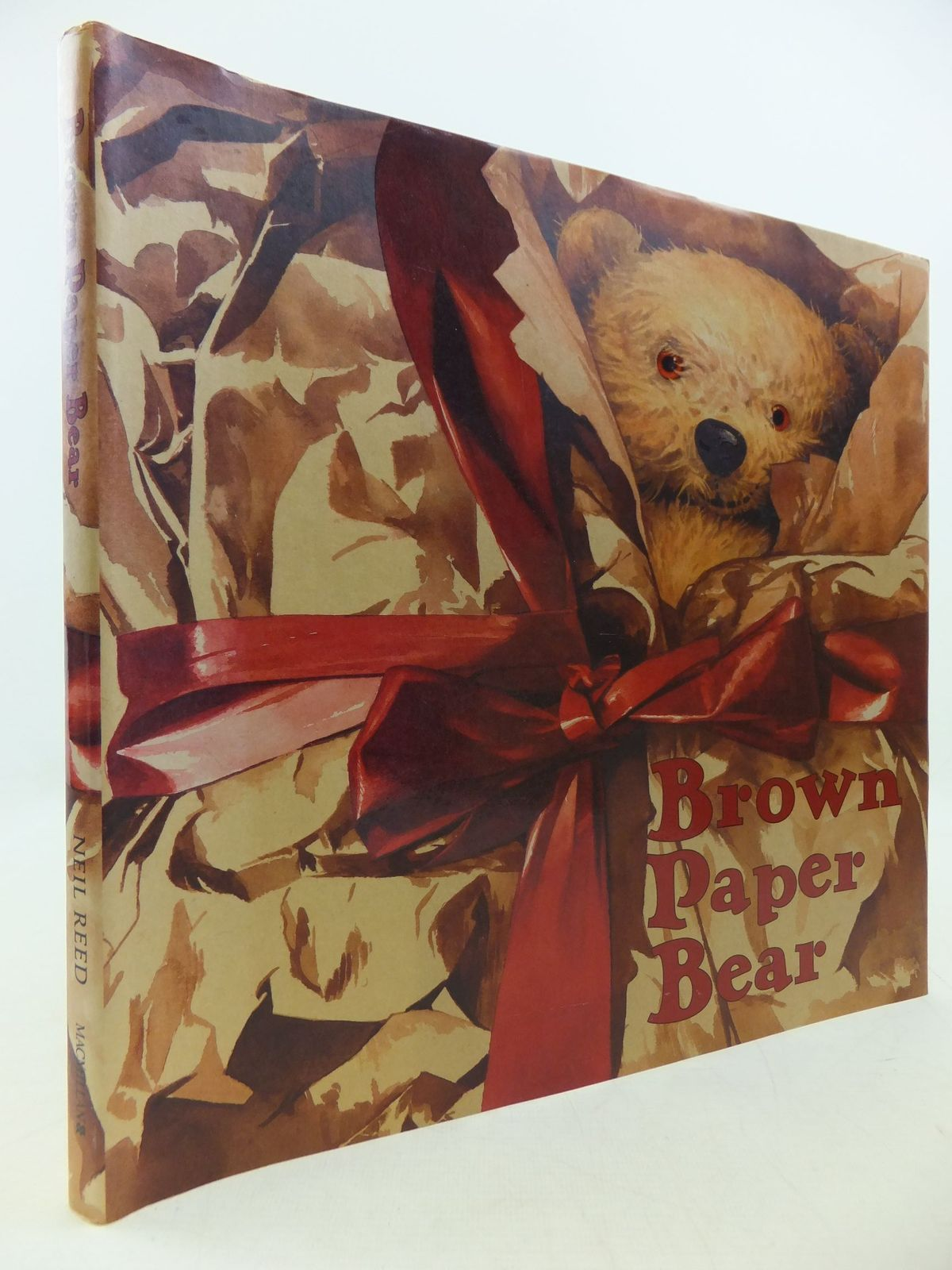 Photo of BROWN PAPER BEAR
