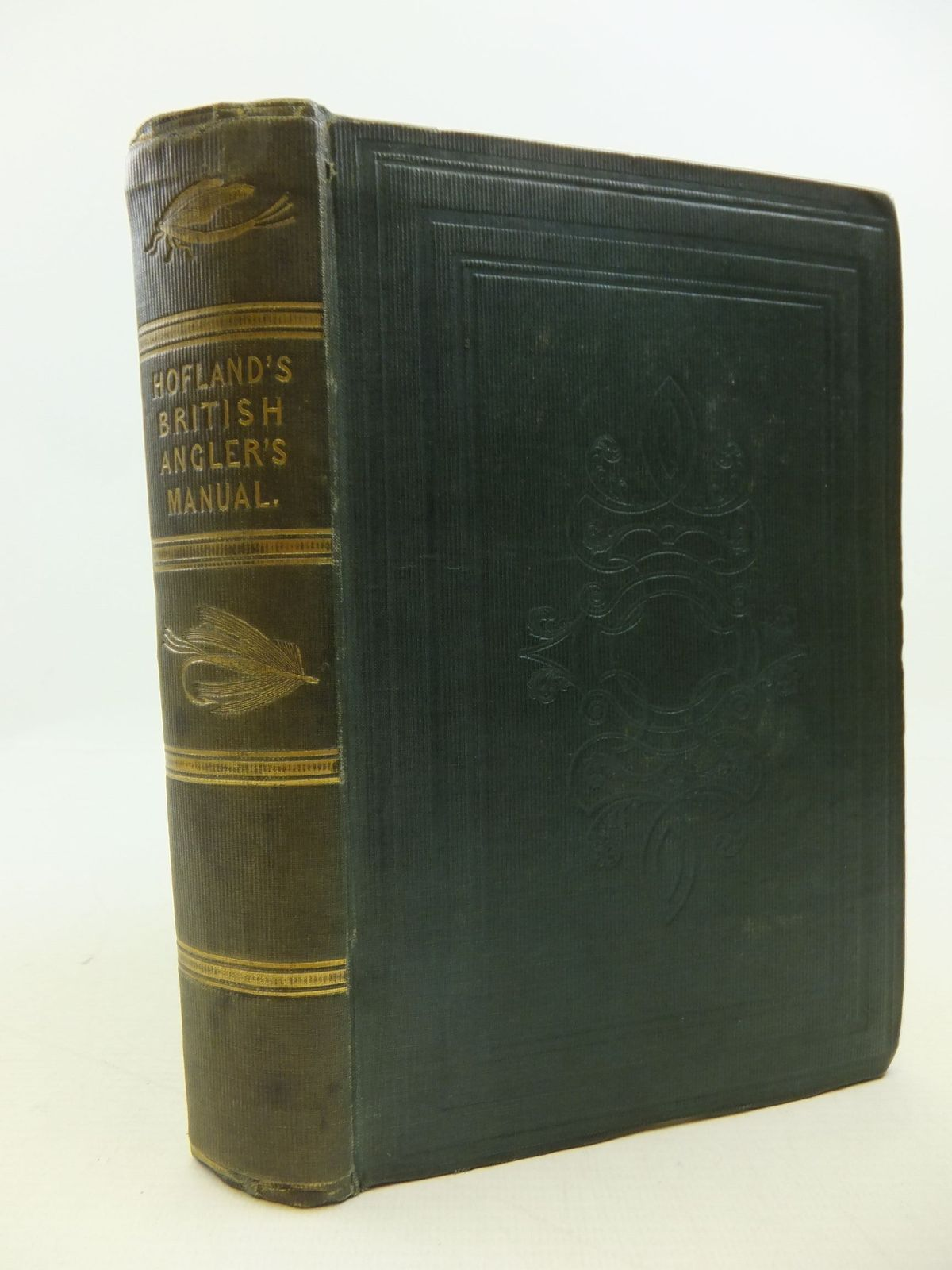 Photo of THE BRITISH ANGLER'S MANUAL written by Hofland, T.C. published by Whitehead And Company (STOCK CODE: 2112417)  for sale by Stella & Rose's Books