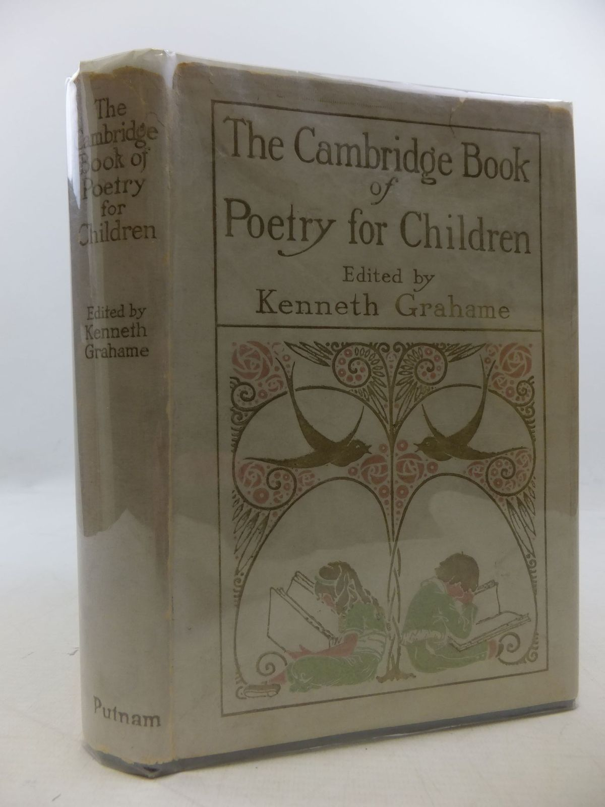 Photo of THE CAMBRIDGE BOOK OF POETRY FOR CHILDREN written by Grahame, Kenneth published by G.P. Putnam's Sons (STOCK CODE: 2112510)  for sale by Stella & Rose's Books