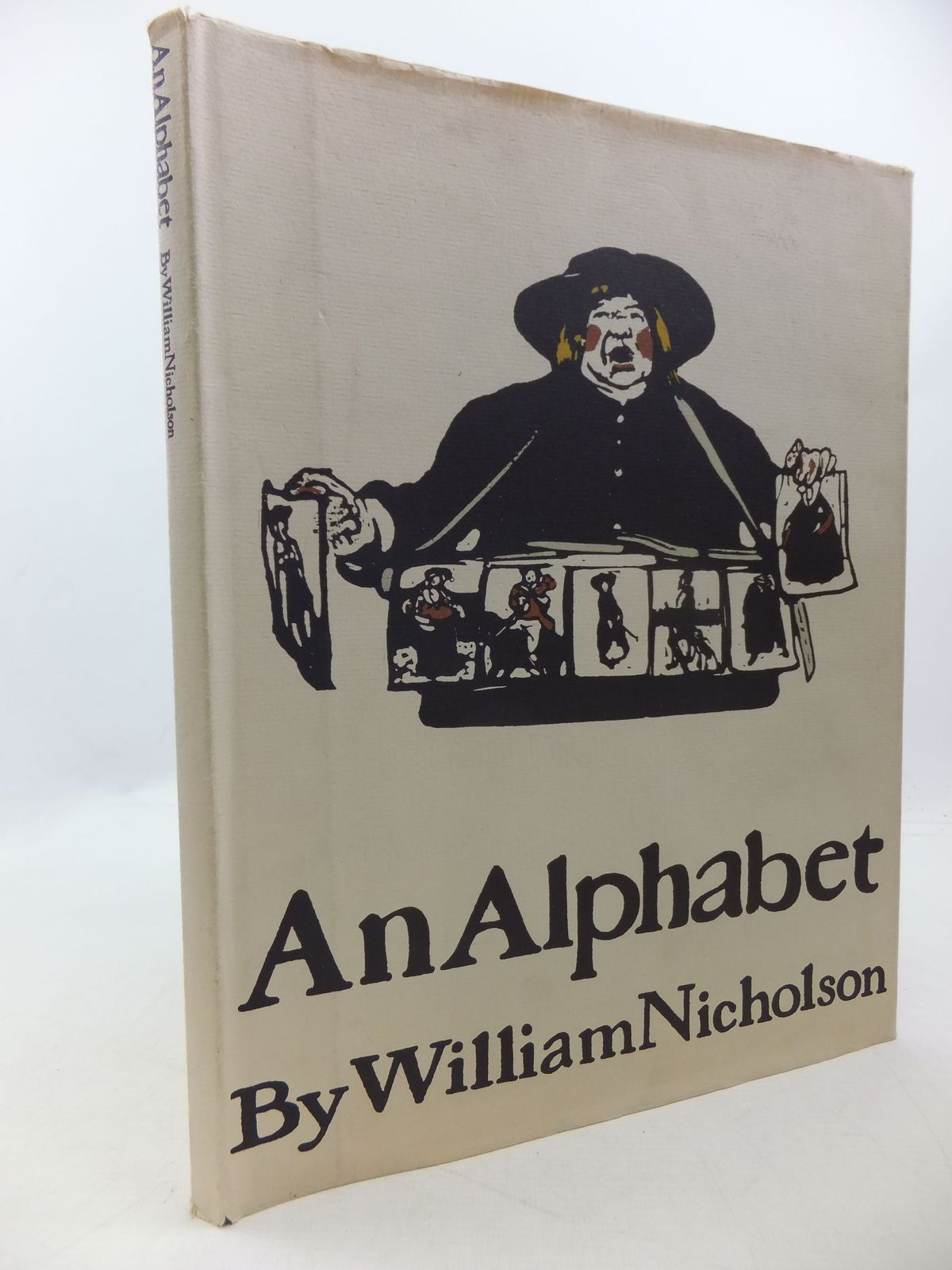 Photo of AN ALPHABET illustrated by Nicholson, William published by William Heinemann Ltd. (STOCK CODE: 2112521)  for sale by Stella & Rose's Books