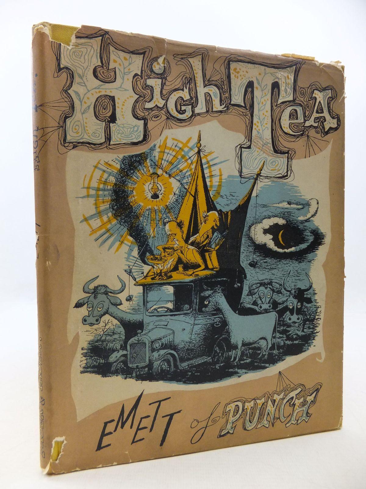 Photo of HIGH TEA written by Emett, Rowland illustrated by Emett, Rowland published by Faber & Faber Ltd. (STOCK CODE: 2112560)  for sale by Stella & Rose's Books