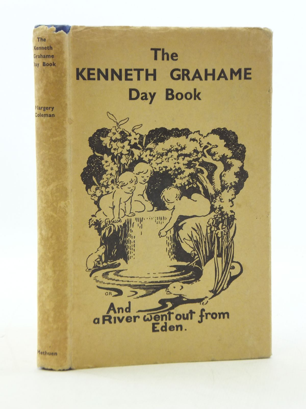 Photo of THE KENNETH GRAHAME DAY BOOK written by Coleman, Margery<br />Grahame, Kenneth published by Methuen & Co. Ltd. (STOCK CODE: 2112640)  for sale by Stella & Rose's Books