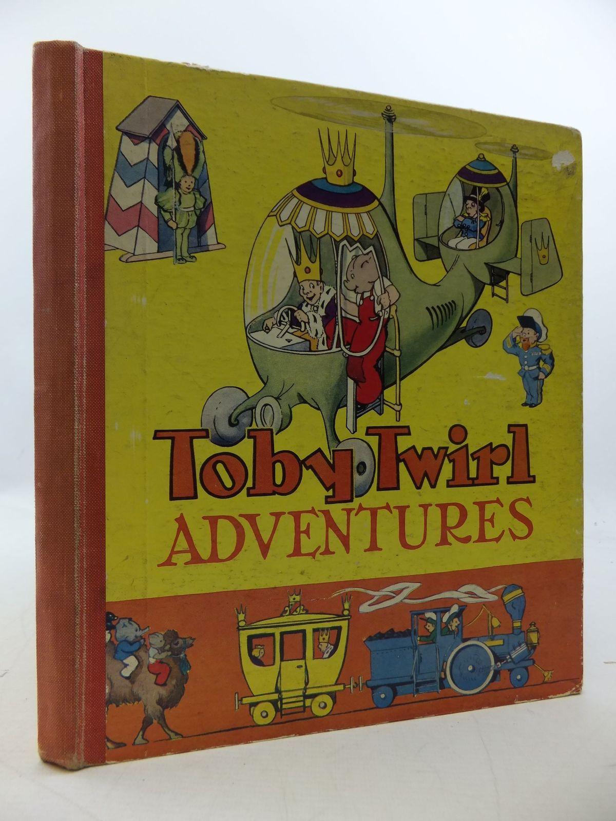 Toby Twirl Adventures