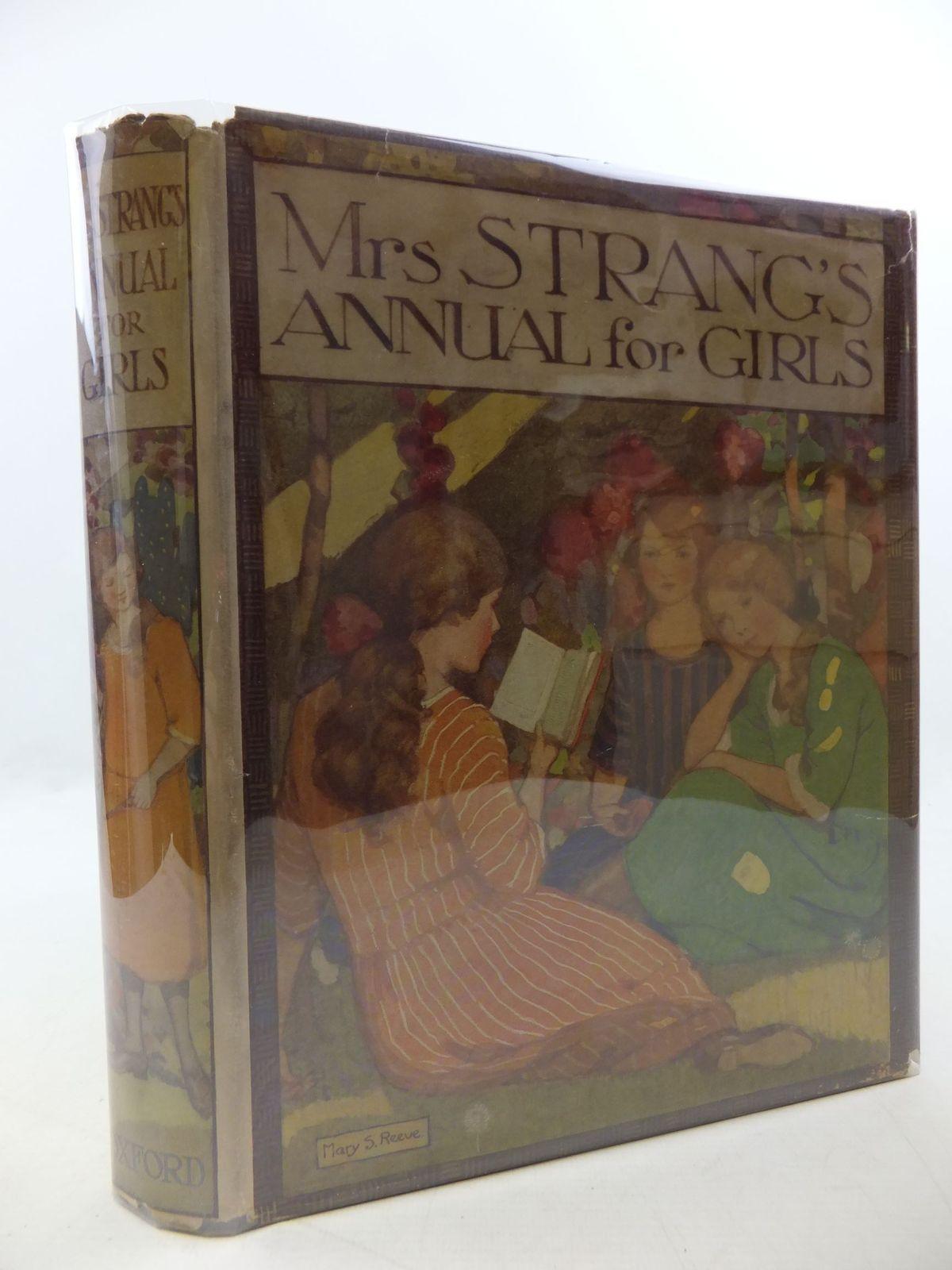 Photo of MRS STRANG'S ANNUAL FOR GIRLS