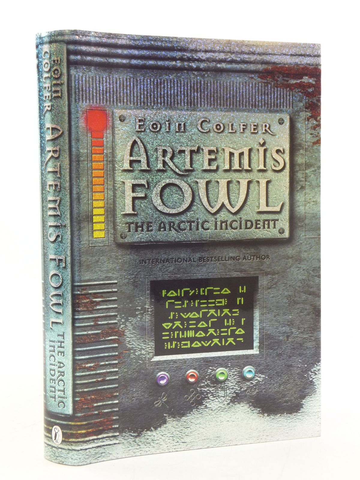 Photo of ARTEMIS FOWL THE ARCTIC INCIDENT written by Colfer, Eoin published by Puffin Books (STOCK CODE: 2112789)  for sale by Stella & Rose's Books