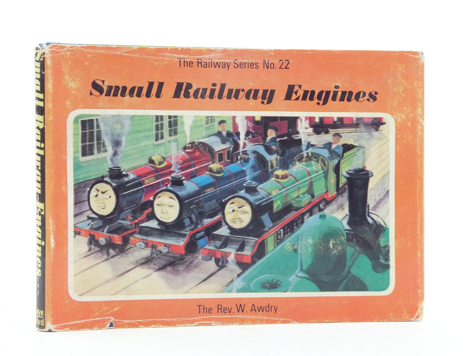 Photo of SMALL RAILWAY ENGINES written by Awdry, Rev. W. illustrated by Edwards, Peter<br />Edwards, Gunvor published by Kaye & Ward Ltd. (STOCK CODE: 2112794)  for sale by Stella & Rose's Books