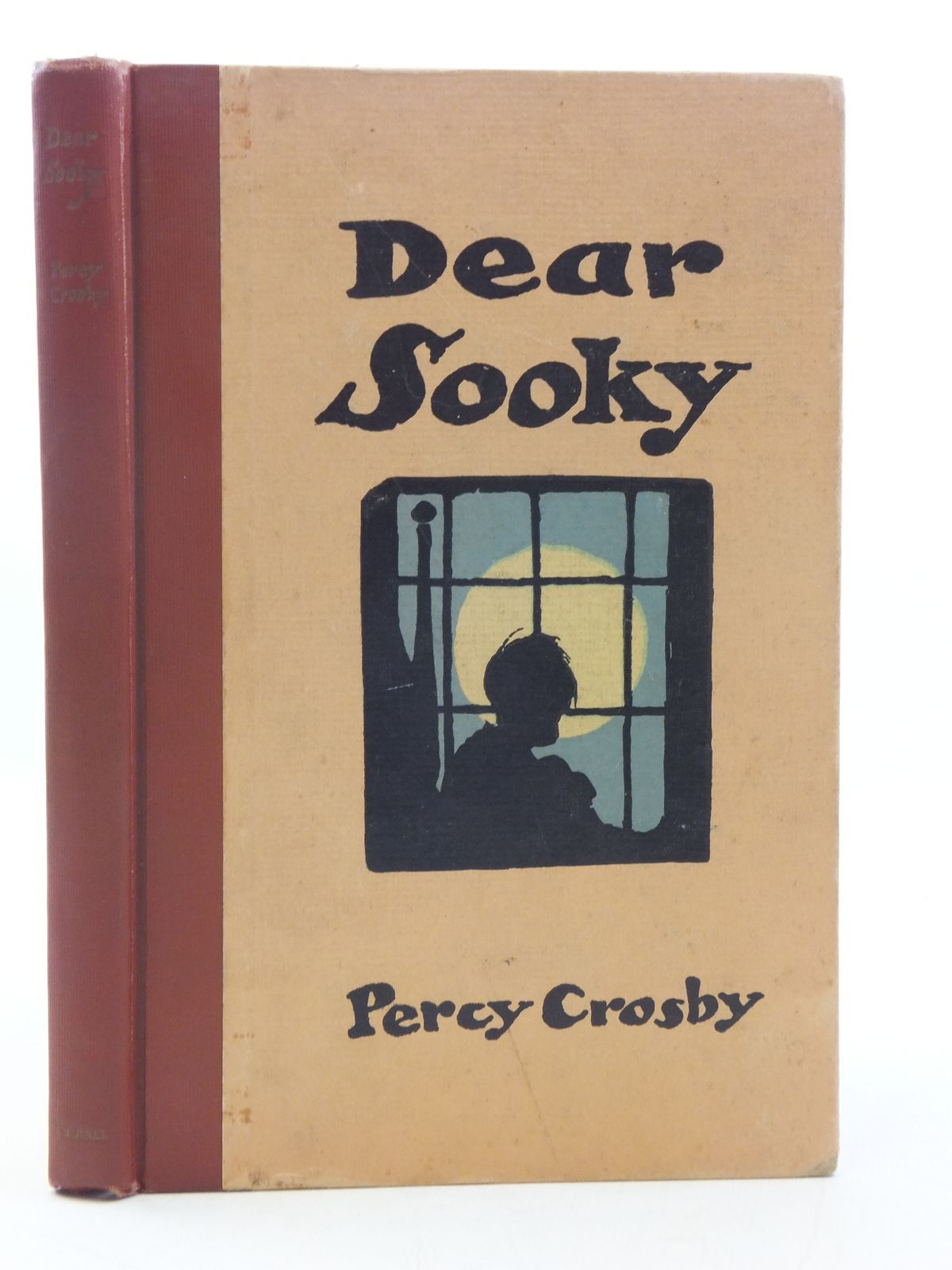 Photo of DEAR SOOKY written by Crosby, Percy illustrated by Crosby, Percy published by G.P. Putnam's Sons (STOCK CODE: 2112803)  for sale by Stella & Rose's Books