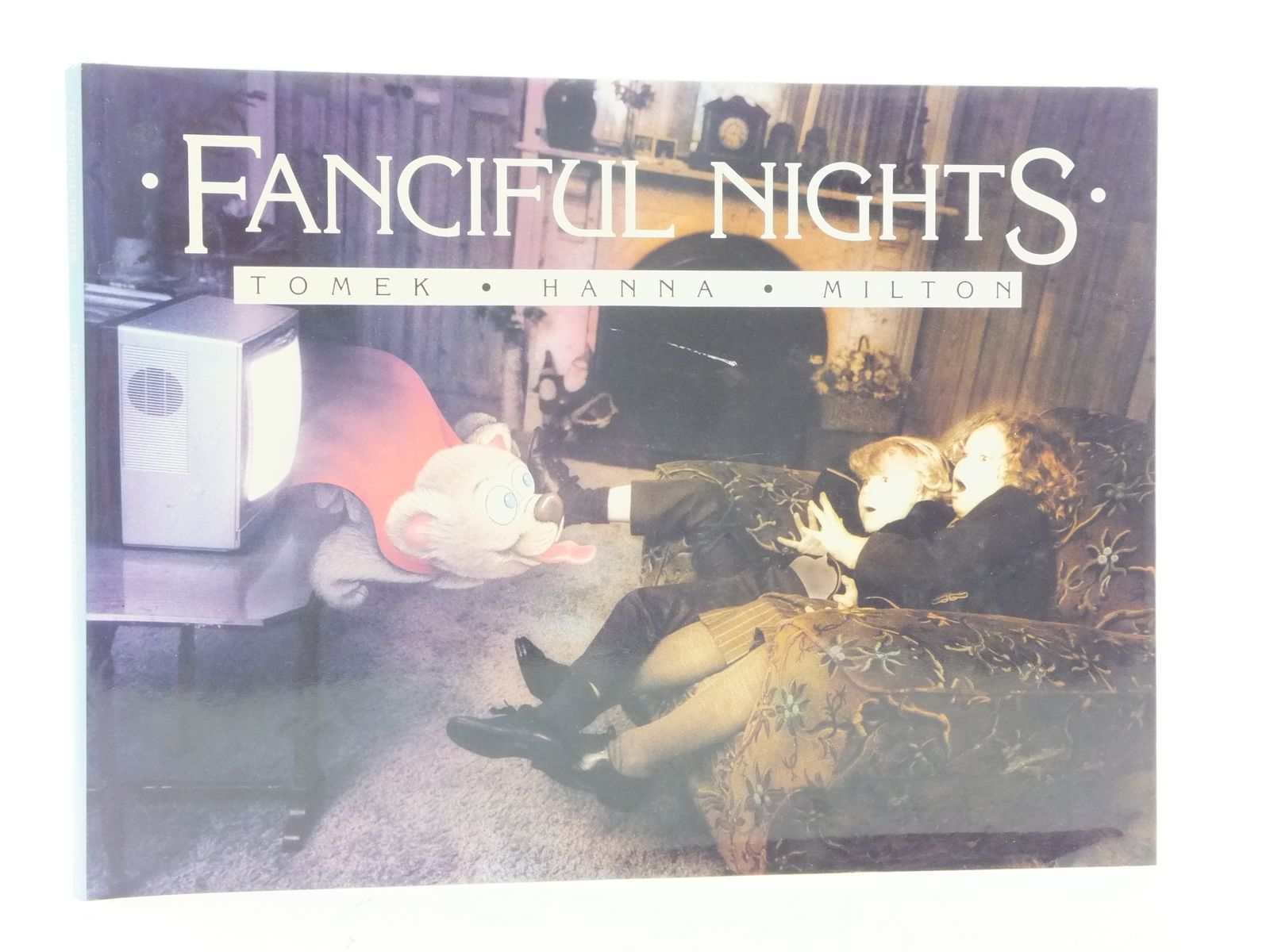Photo of FANCIFUL NIGHTS written by Milton, Ivan illustrated by Sikora, Tomek<br />Hanna, Grant published by Seto Publishing (STOCK CODE: 2112848)  for sale by Stella & Rose's Books