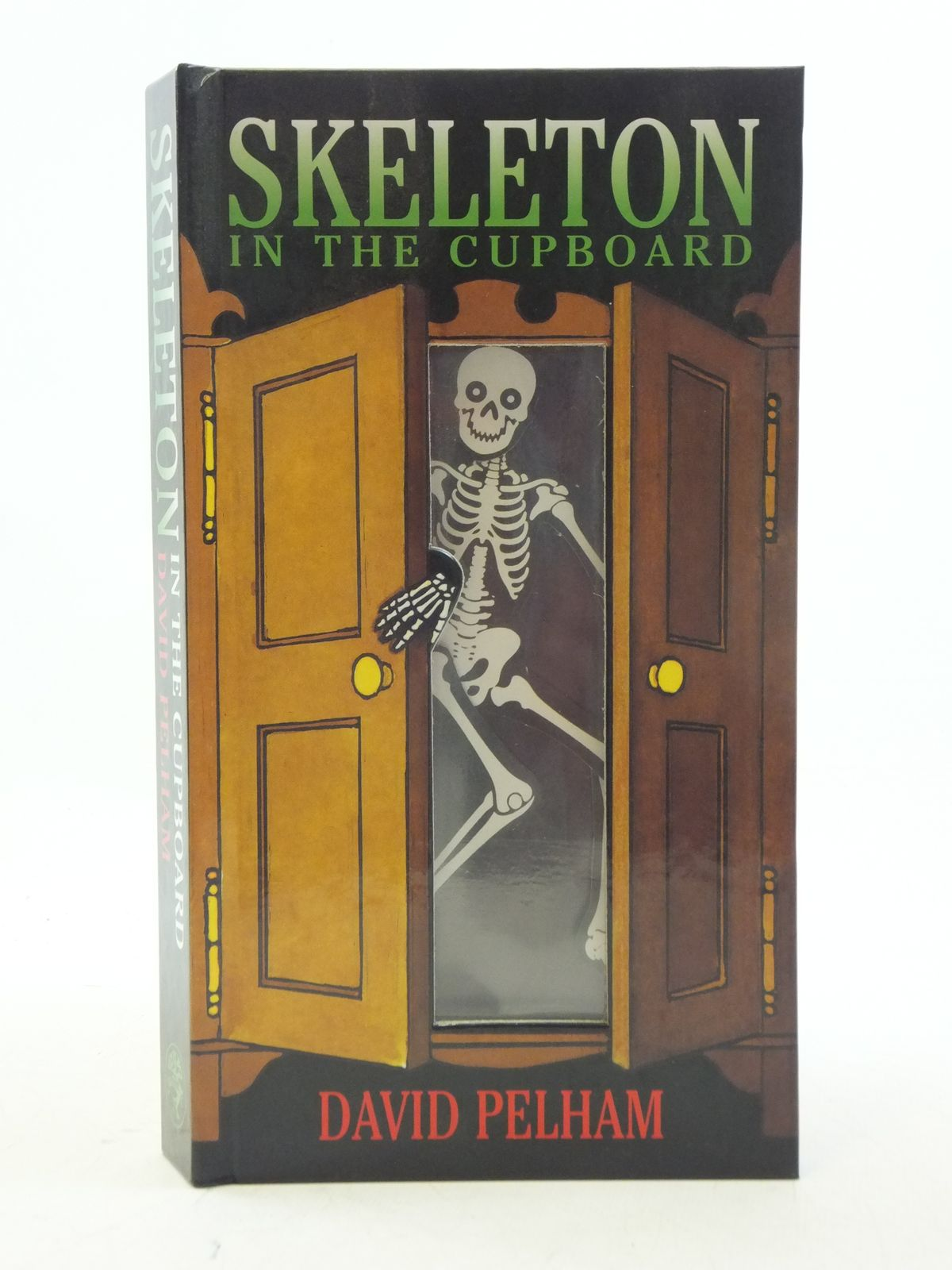 Photo of SKELETON IN THE CUPBOARD