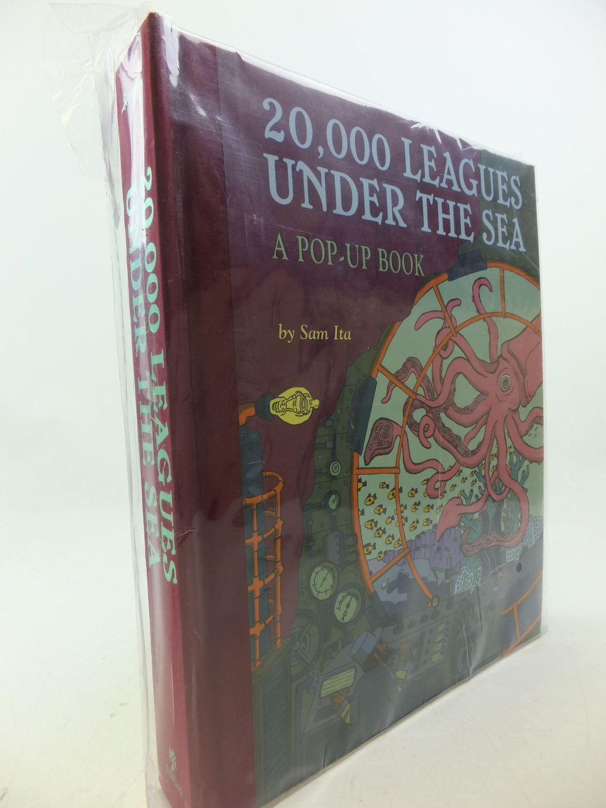 Photo of 20,000 LEAGUES UNDER THE SEA A POP-UP BOOK written by Ita, Sam published by Sterling Publishing Co. (STOCK CODE: 2112919)  for sale by Stella & Rose's Books