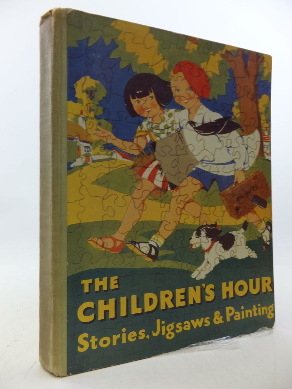 Photo of THE CHILDREN'S HOUR STORIES, JIGSAWS AND PAINTING