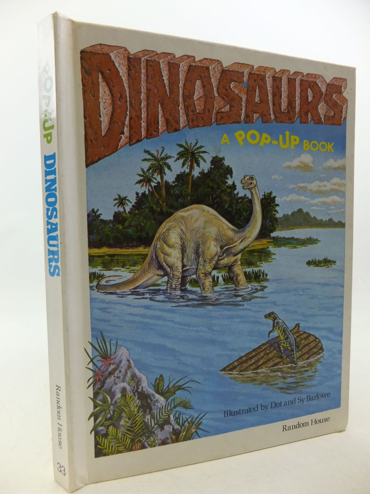 Photo of DINOSAURS A POP-UP BOOK