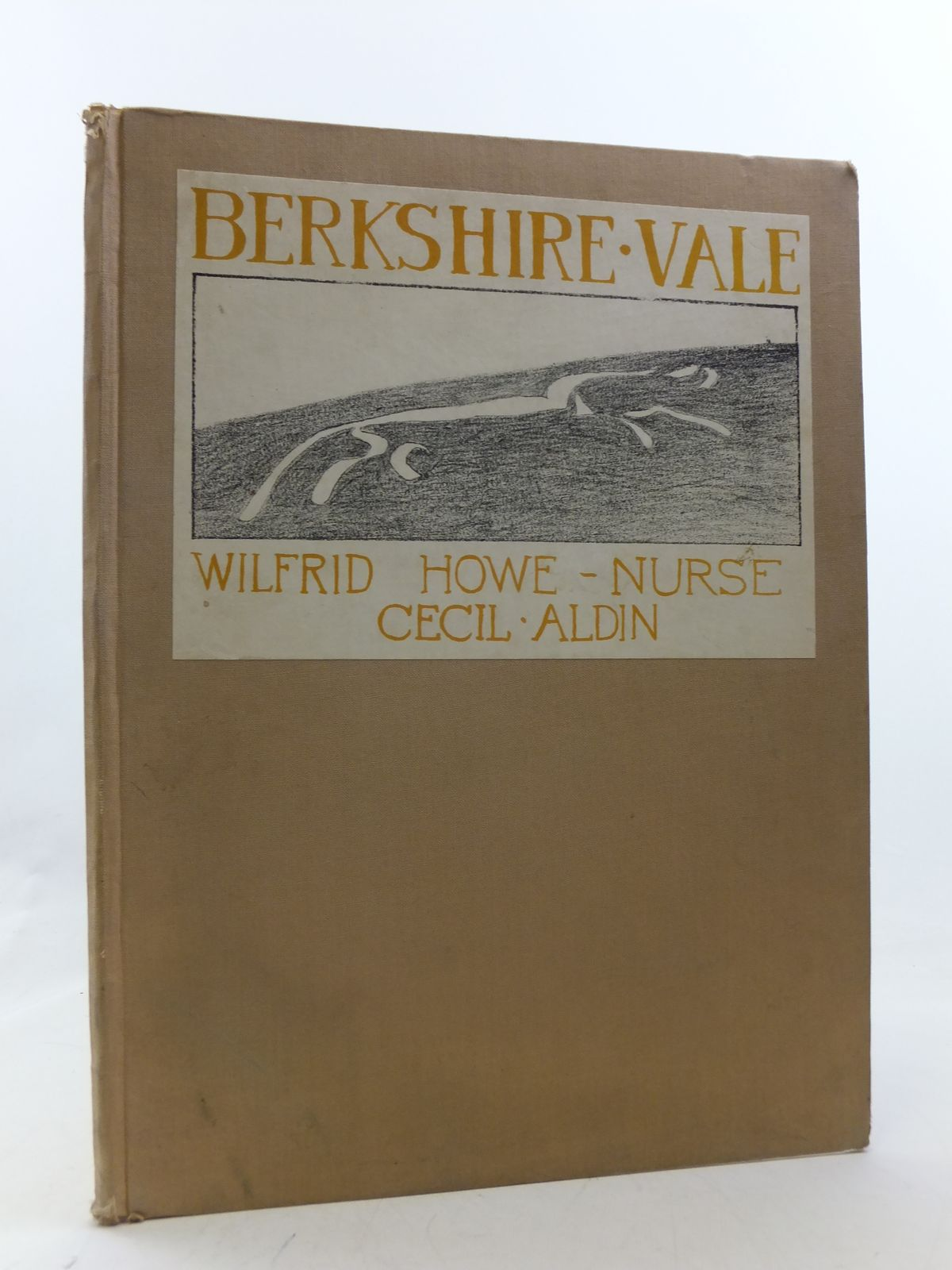 Photo of BERKSHIRE VALE written by Howe-Nurse, Wilfrid illustrated by Aldin, Cecil published by Basil Blackwell (STOCK CODE: 2113071)  for sale by Stella & Rose's Books