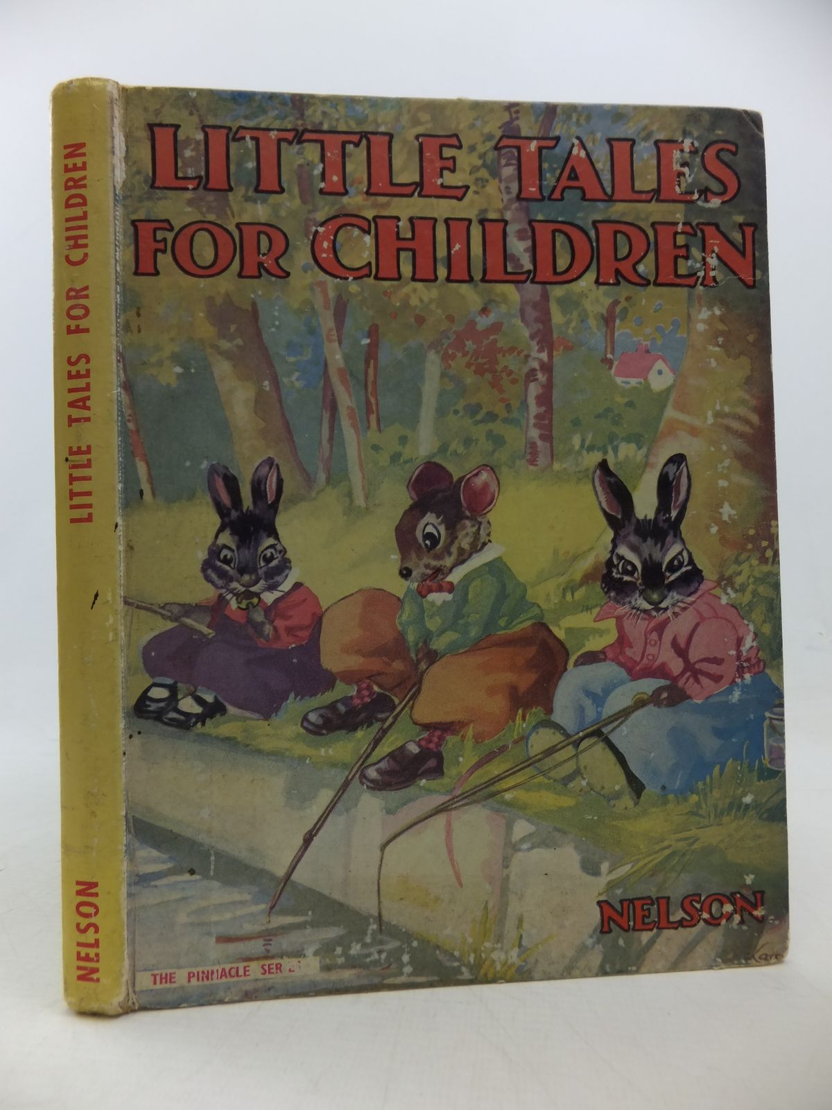 Photo of LITTLE TALES FOR CHILDREN written by Laing, Lucy<br />Herbertson, Agnes Grozier<br />et al,  illustrated by Topham, Inez<br />Rowles, Lilian<br />et al.,  published by Thomas Nelson and Sons Ltd. (STOCK CODE: 2113101)  for sale by Stella & Rose's Books