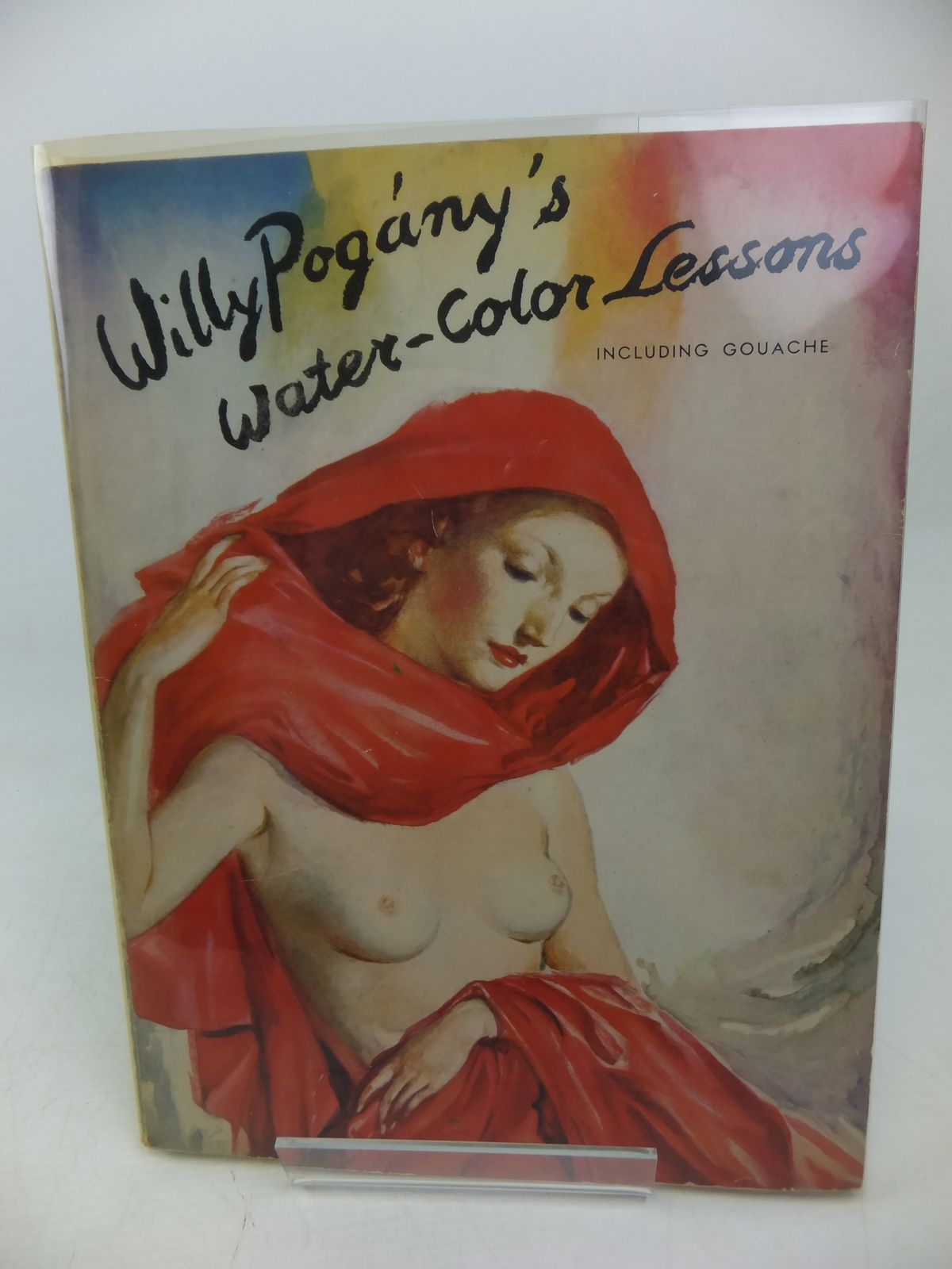 Photo of WILLY POGANY'S WATER-COLOR LESSONS illustrated by Pogany, Willy published by David McKay Company (STOCK CODE: 2113116)  for sale by Stella & Rose's Books