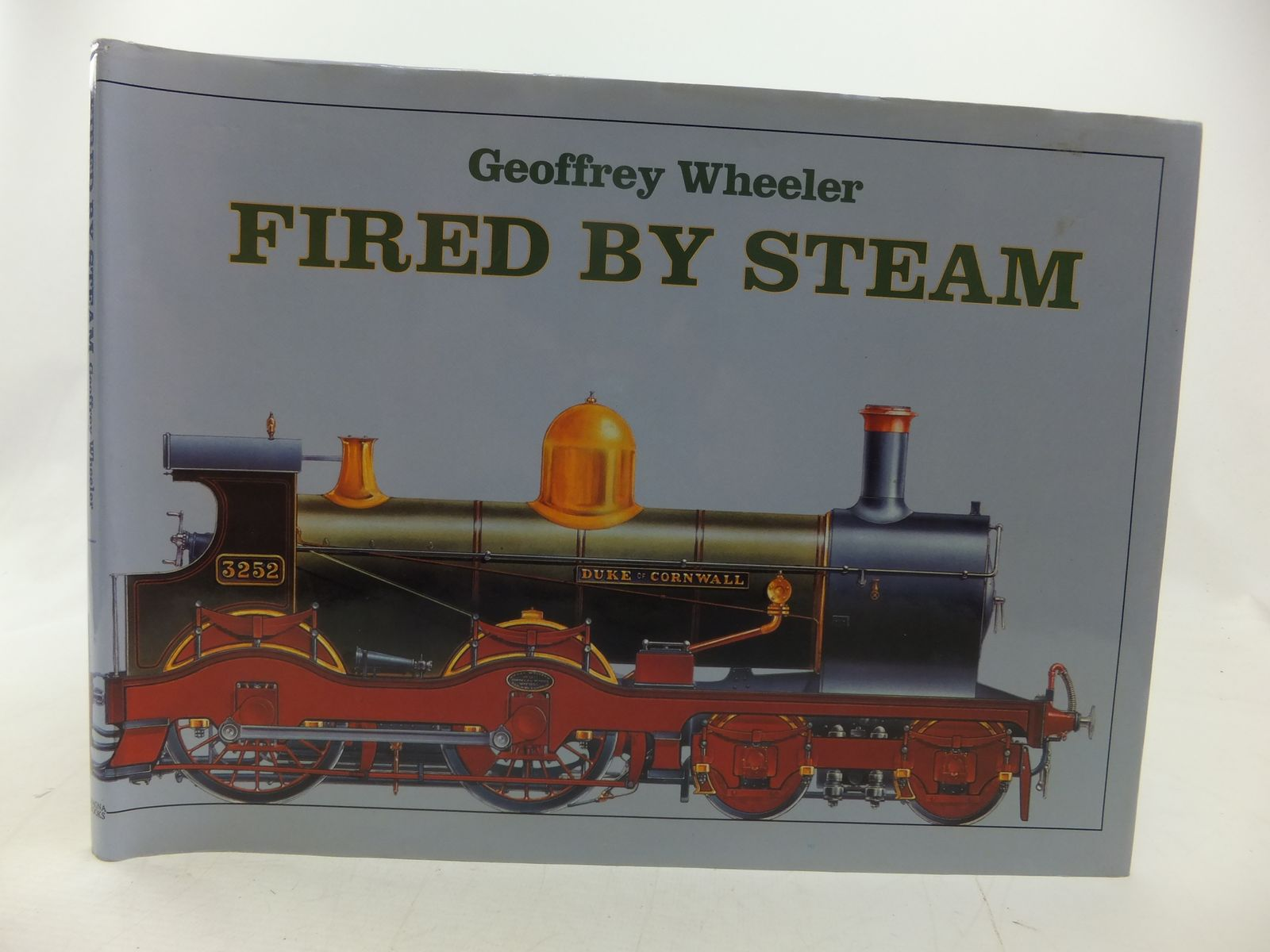 Photo of FIRED BY STEAM written by Wheeler, Geoffrey illustrated by Wheeler, Geoffrey<br />et al., published by Magna Books (STOCK CODE: 2113163)  for sale by Stella & Rose's Books