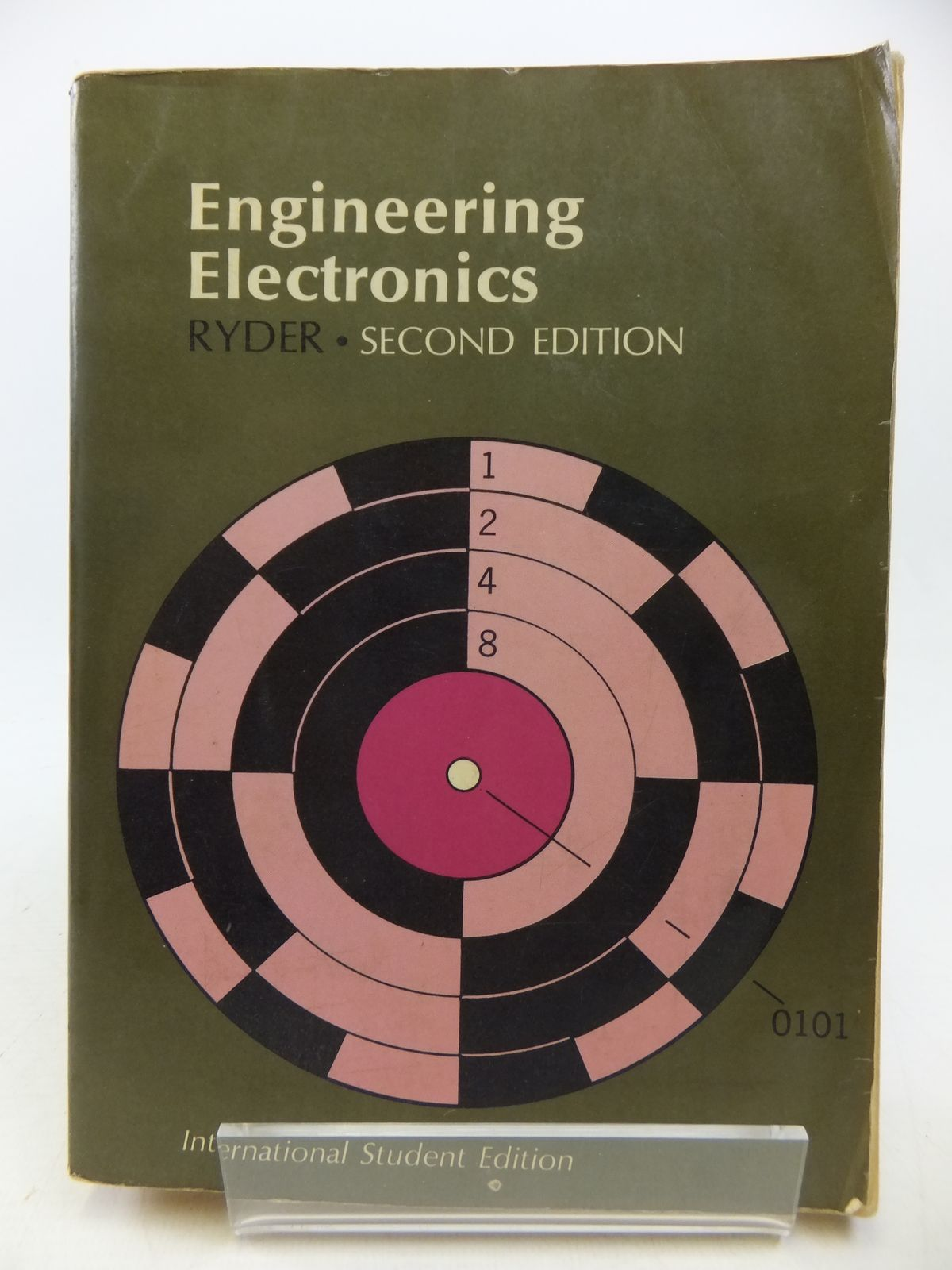 Photo of ENGINEERING ELECTRONICS written by Ryder, John D. published by McGraw-Hill Book Company (STOCK CODE: 2113176)  for sale by Stella & Rose's Books