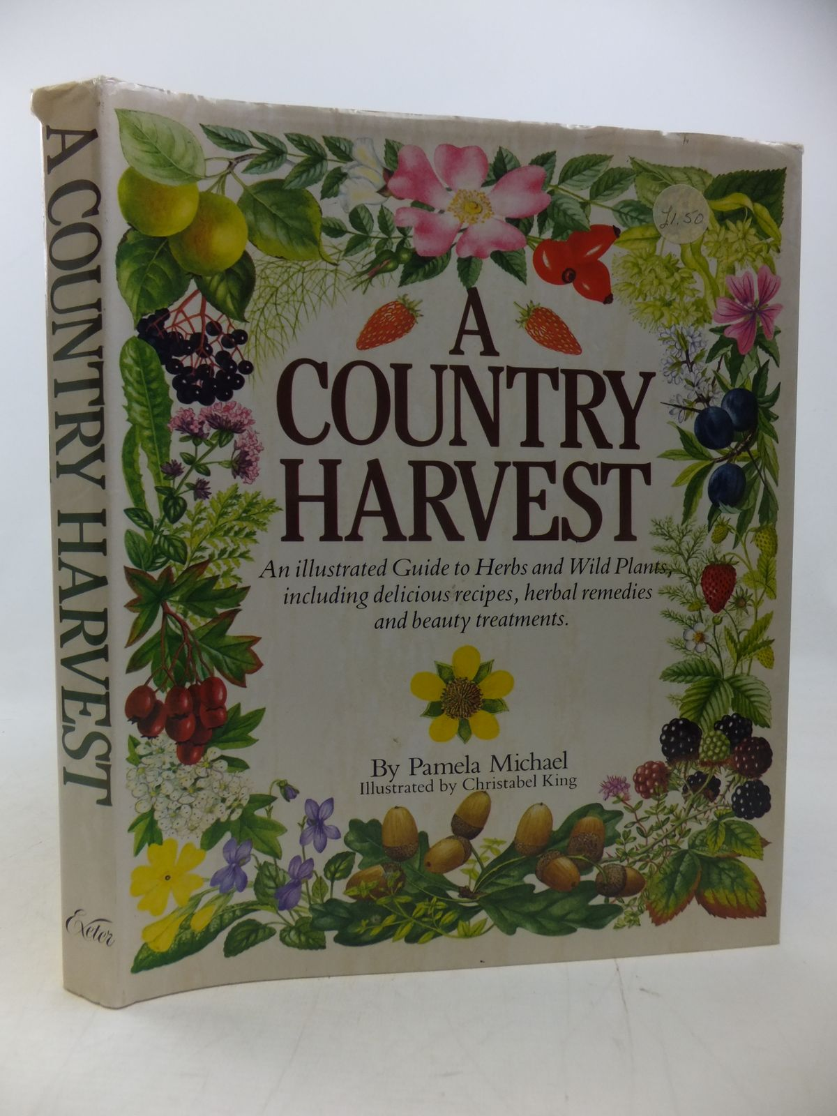 Photo of A COUNTRY HARVEST written by Michael, Pamela illustrated by King, Christabel published by Exeter Books (STOCK CODE: 2113196)  for sale by Stella & Rose's Books