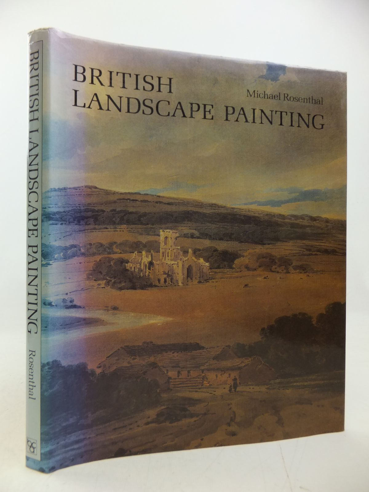Photo of BRITISH LANDSCAPE PAINTING written by Rosenthal, Michael published by Book Club Associates (STOCK CODE: 2113204)  for sale by Stella & Rose's Books