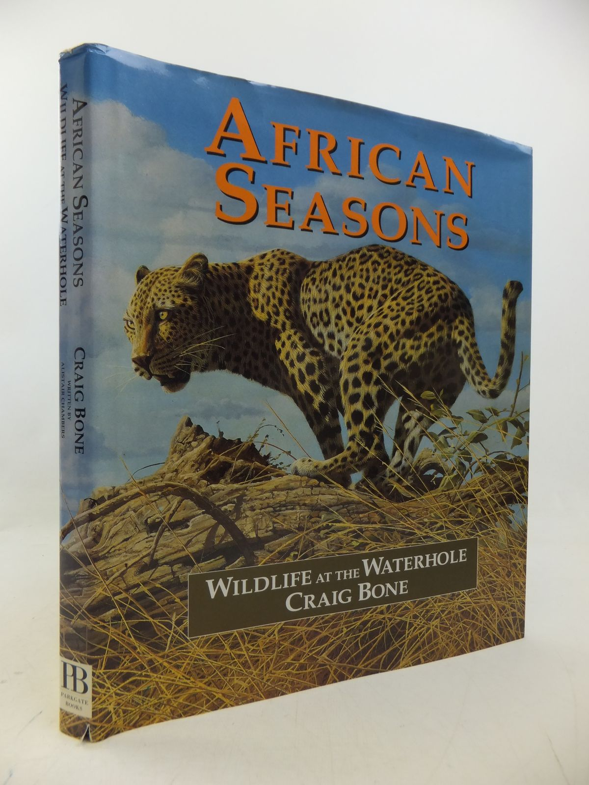Photo of AFRICAN SEASONS WILDLIFE AT THE WATERHOLE written by Chambers, Alistair illustrated by Bone, Craig published by Parkgate Books (STOCK CODE: 2113206)  for sale by Stella & Rose's Books