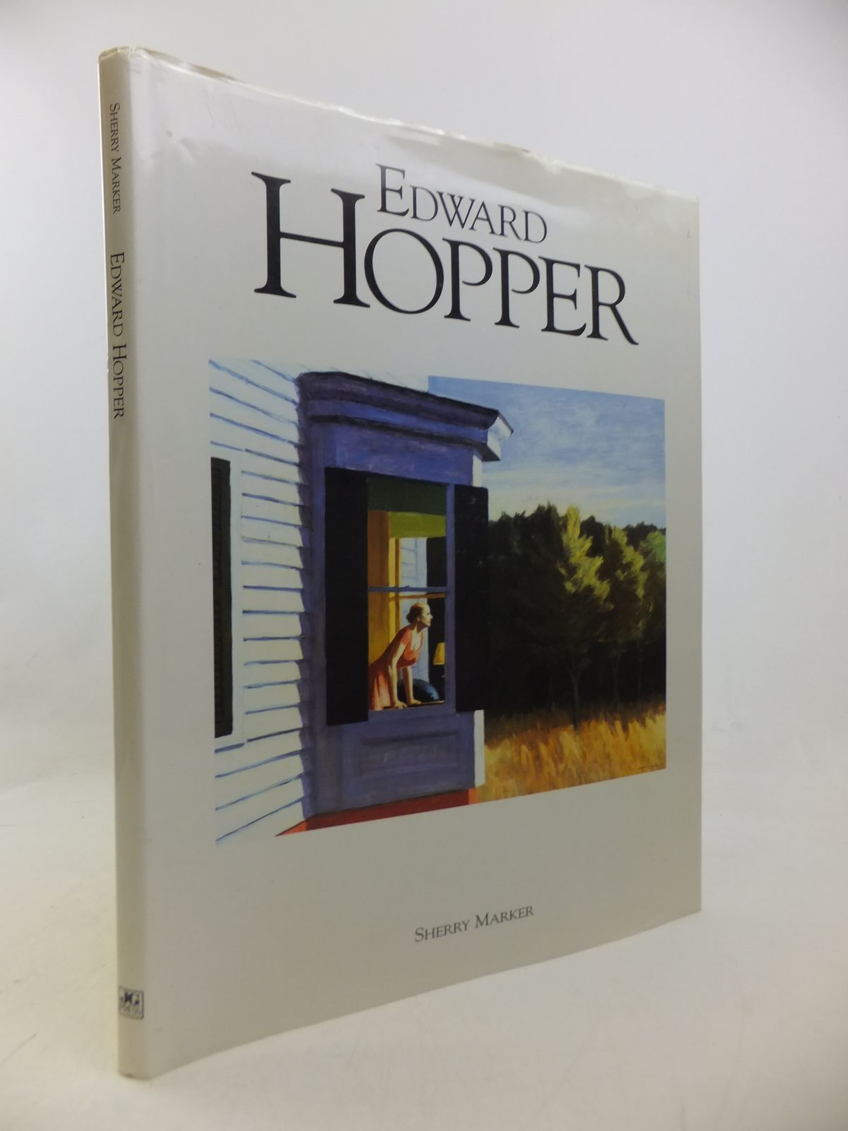 Photo of EDWARD HOPPER written by Marker, Sherry illustrated by Hopper, Edwrad published by World Publications Group, Inc., JG Press (STOCK CODE: 2113207)  for sale by Stella & Rose's Books