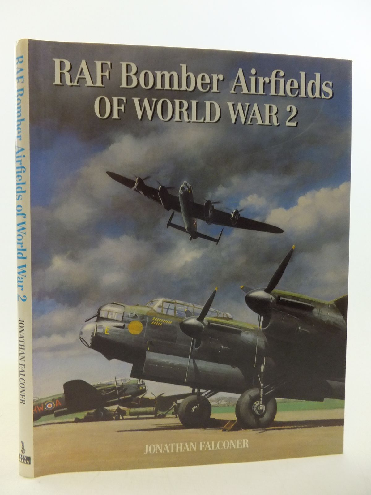 Photo of RAF BOMBER AIRFIELDS OF WORLD WAR 2 written by Falconer, Jonathan published by Ian Allan (STOCK CODE: 2113226)  for sale by Stella & Rose's Books