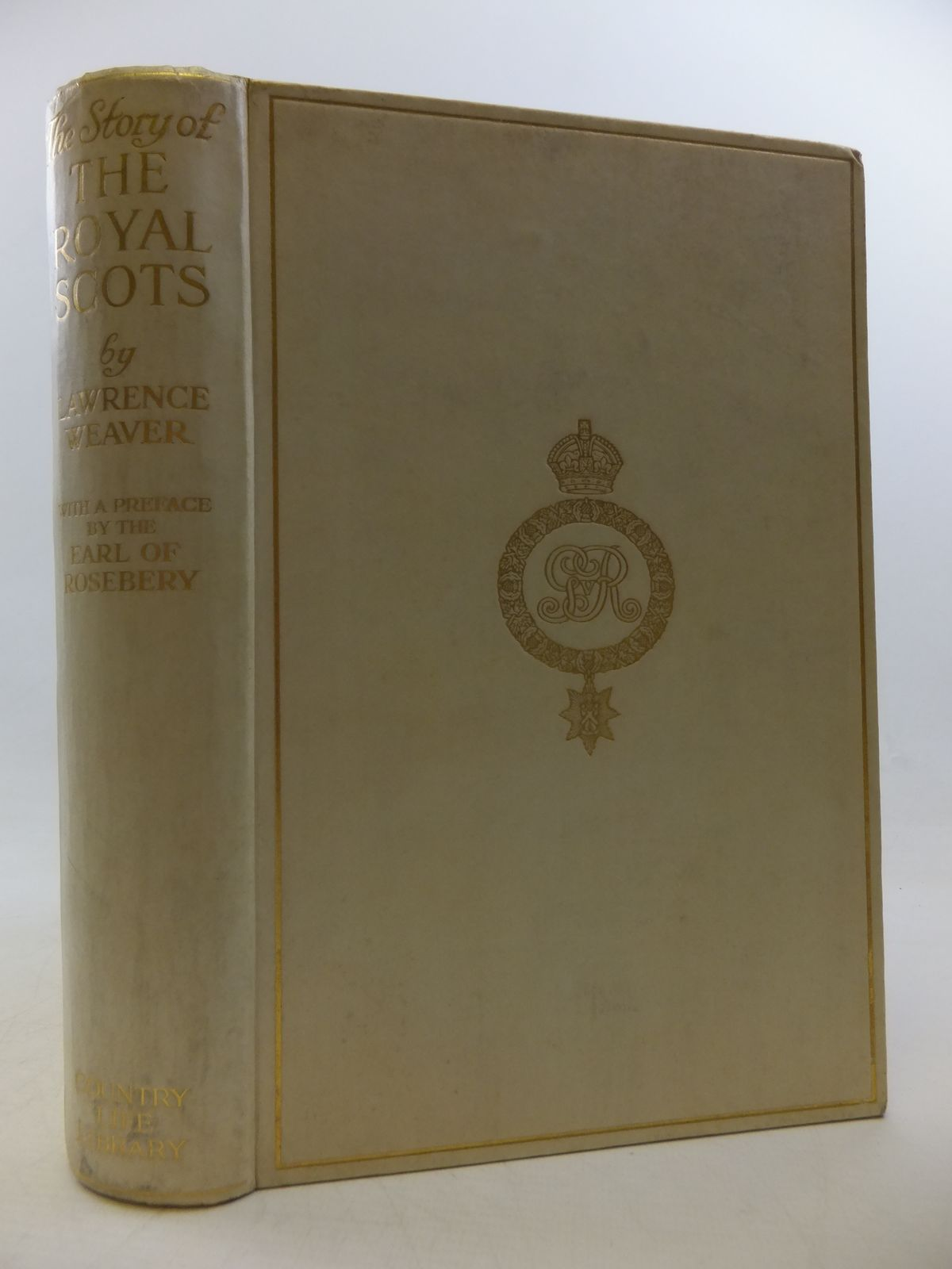 Photo of THE STORY OF THE ROYAL SCOTS written by Weaver, Lawrence published by Country Life (STOCK CODE: 2113253)  for sale by Stella & Rose's Books