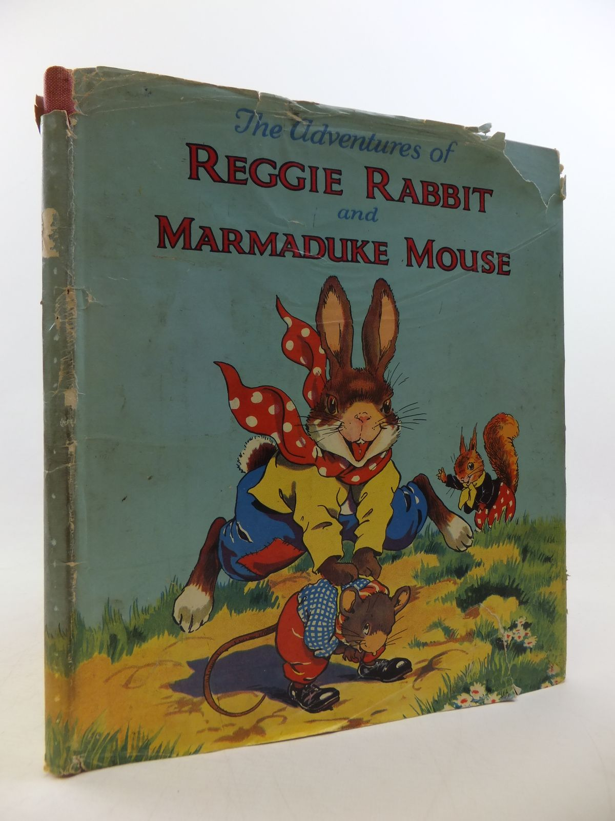 Photo of THE ADVENTURES OF REGGIE RABBIT AND MARMADUKE MOUSE written by Harford, V. illustrated by Davie, E.H. published by Juvenile Productions Ltd. (STOCK CODE: 2113271)  for sale by Stella & Rose's Books
