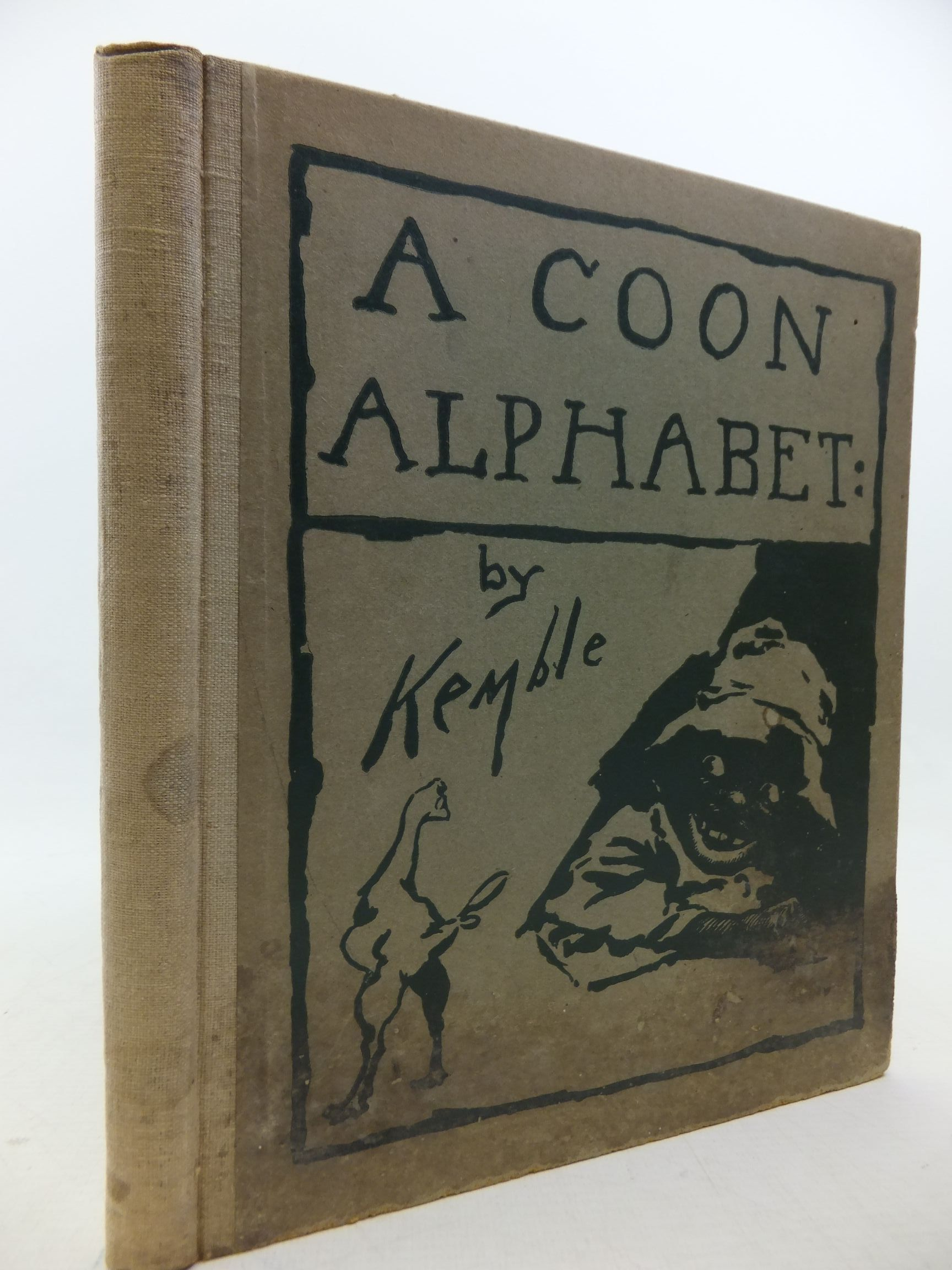 Photo of A COON ALPHABET