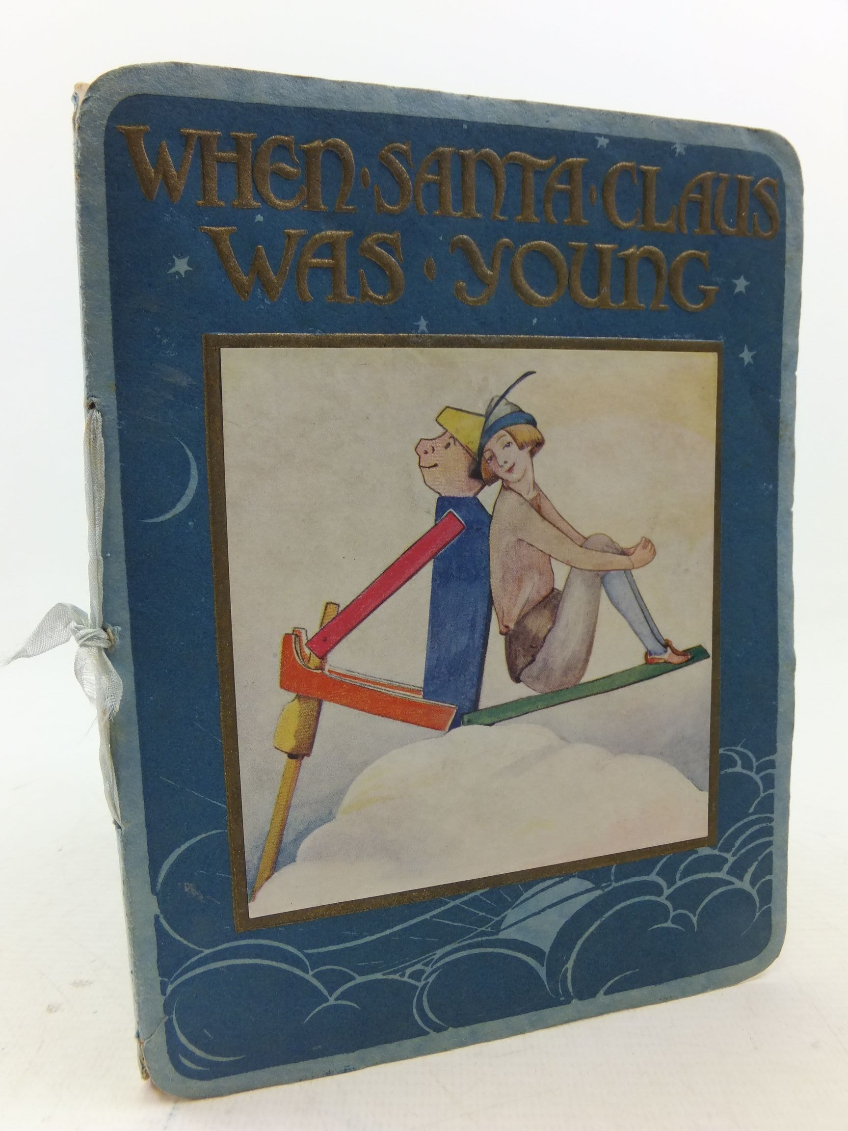 Photo of WHEN SANTA CLAUS WAS YOUNG written by Cross, Helen Reid illustrated by Cross, Helen Reid published by Oxford University Press, Humphrey Milford (STOCK CODE: 2113320)  for sale by Stella & Rose's Books
