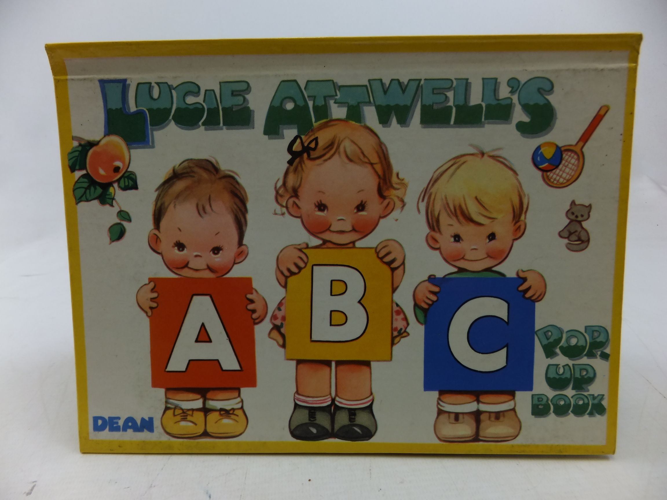Photo of LUCIE ATTWELL'S ABC POP-UP BOOK