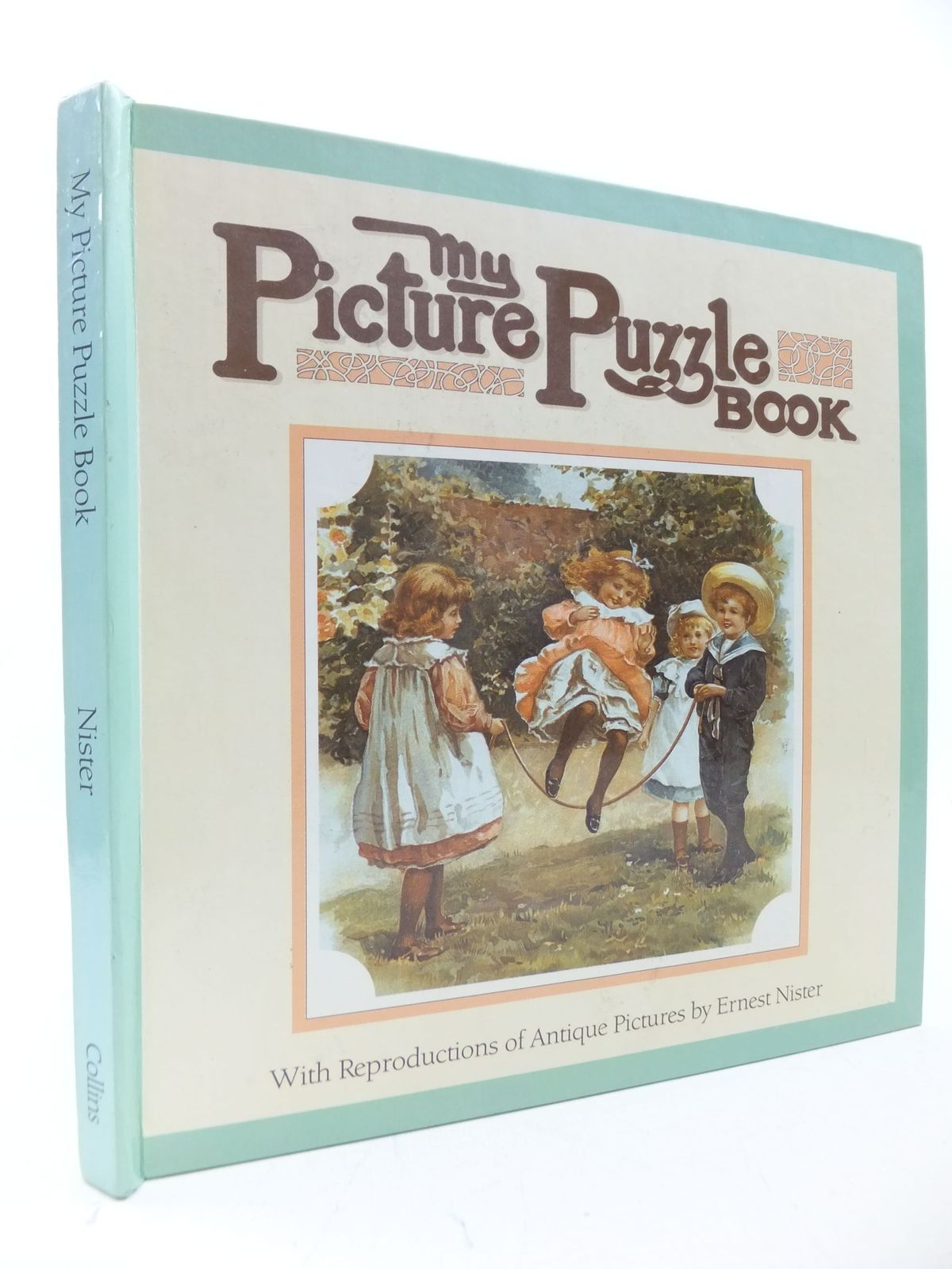 Photo of MY PICTURE PUZZLE BOOK