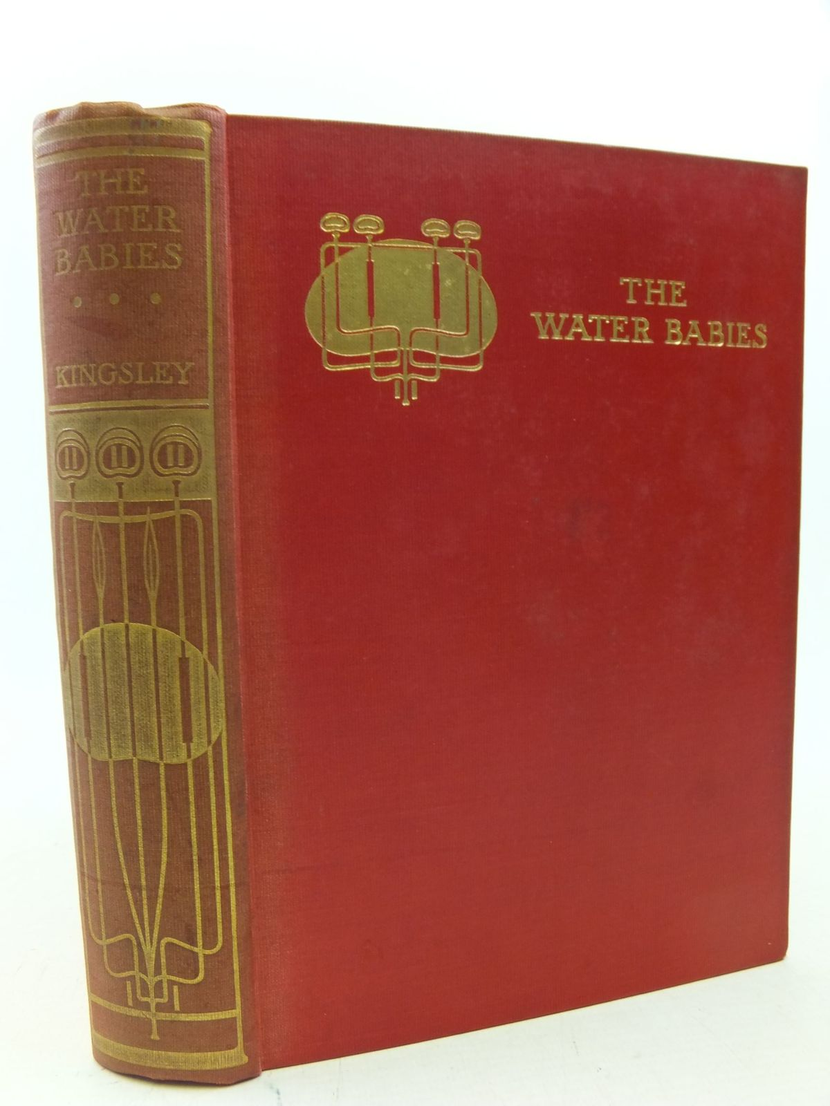 Photo of THE WATER BABIES written by Kingsley, Charles illustrated by Woodward, Alice B. published by Blackie & Son Ltd. (STOCK CODE: 2113393)  for sale by Stella & Rose's Books