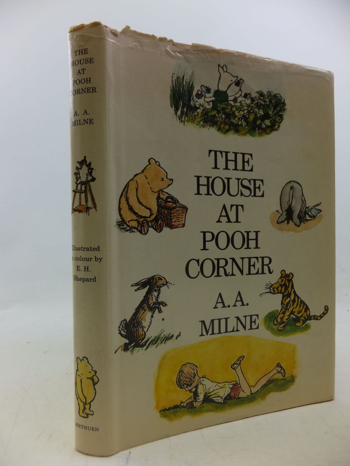 The House At Pooh Corner Written By Milne A A Stock