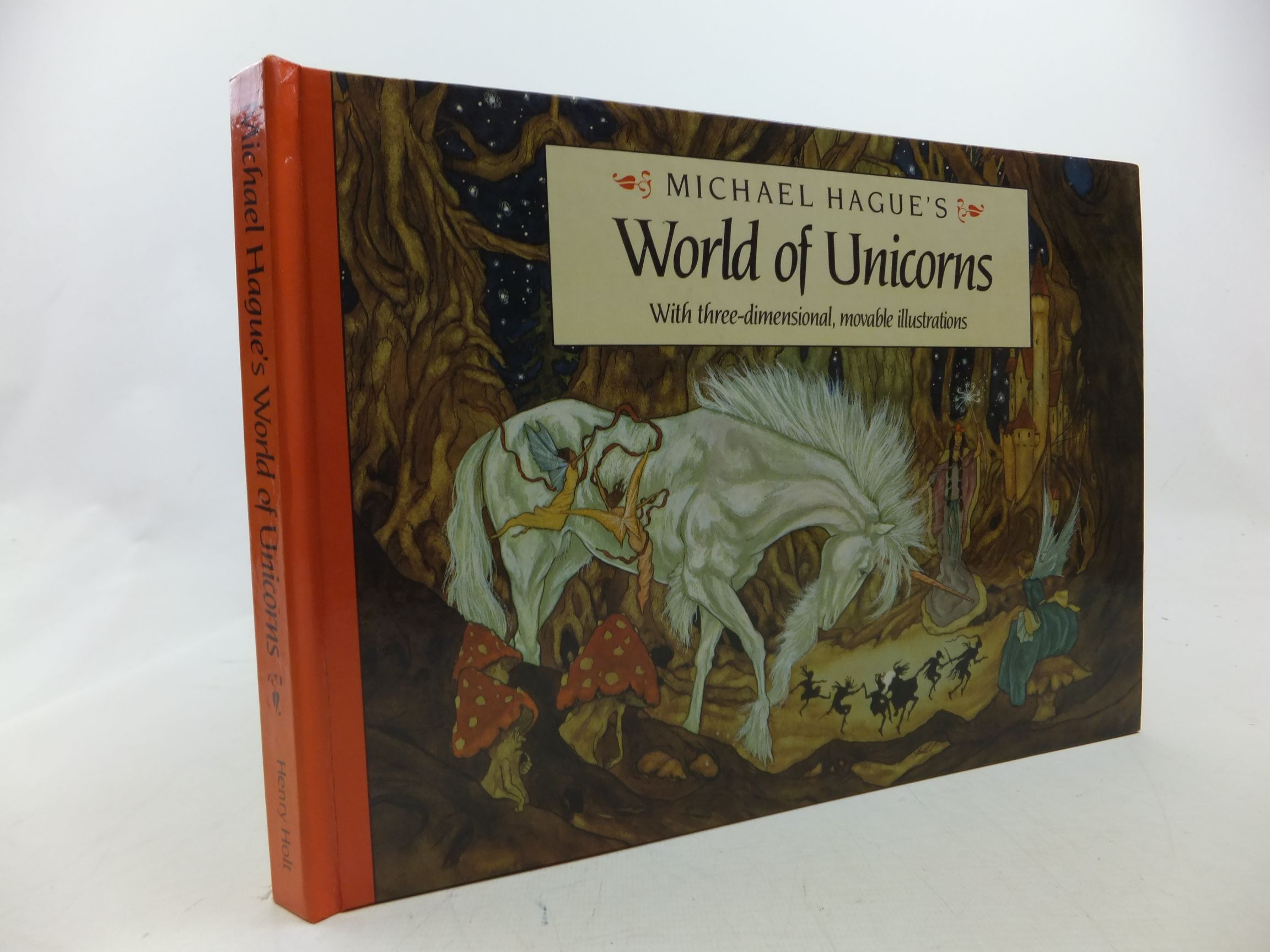 Photo of MICHAEL HAGUE'S WORLD OF UNICORNS