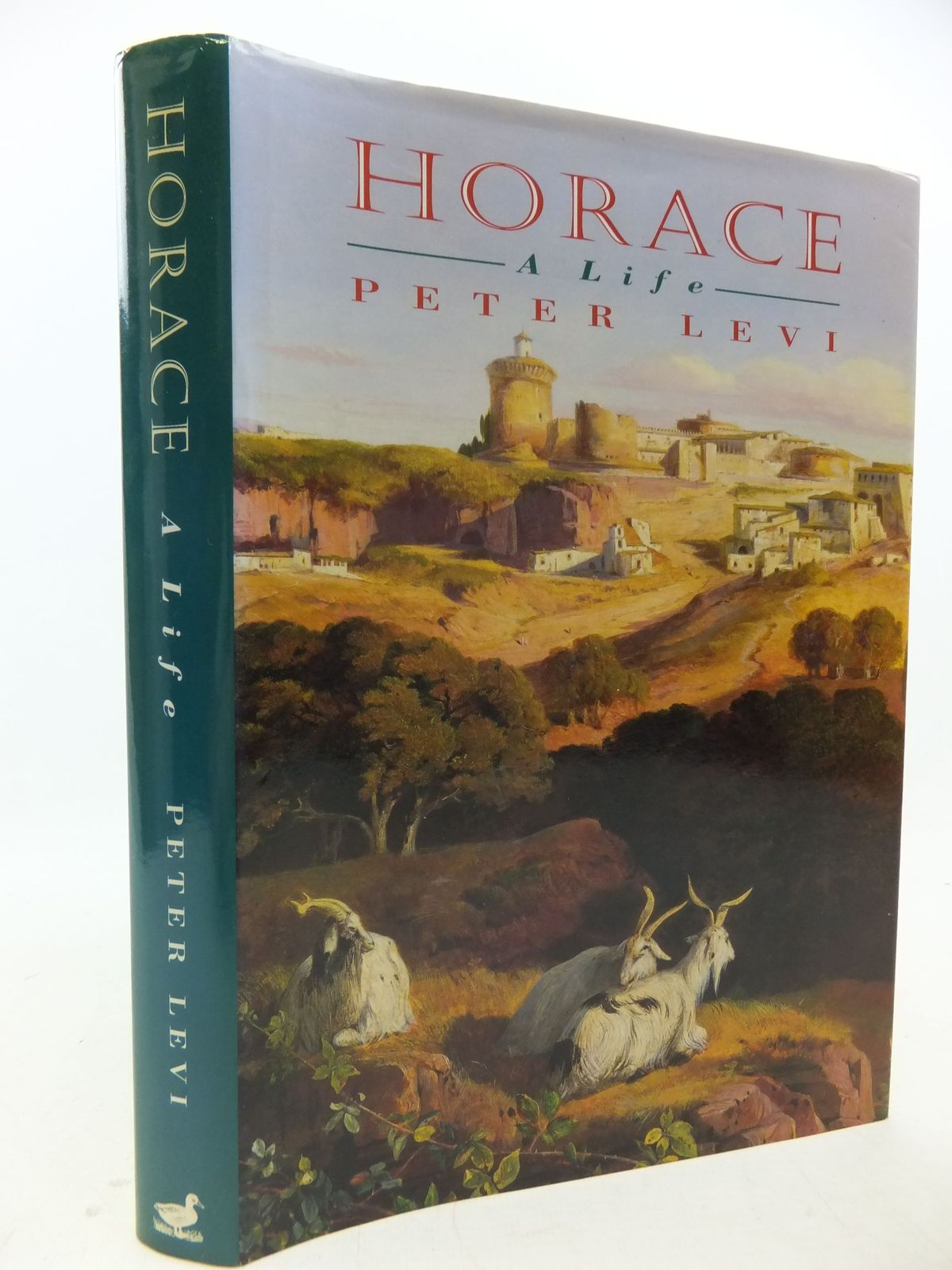 Photo of HORACE A LIFE written by Levi, Peter published by Duckworth (STOCK CODE: 2113452)  for sale by Stella & Rose's Books