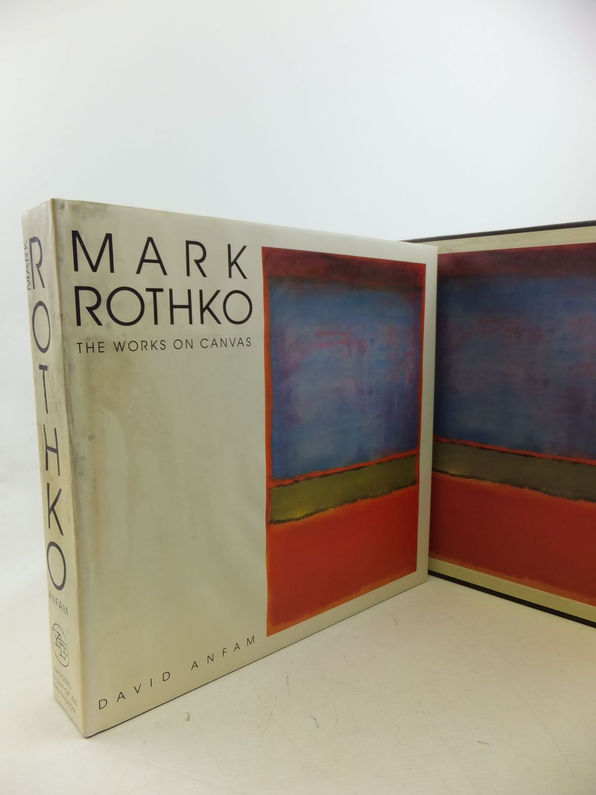 Mark Rothko The Works on Canvas