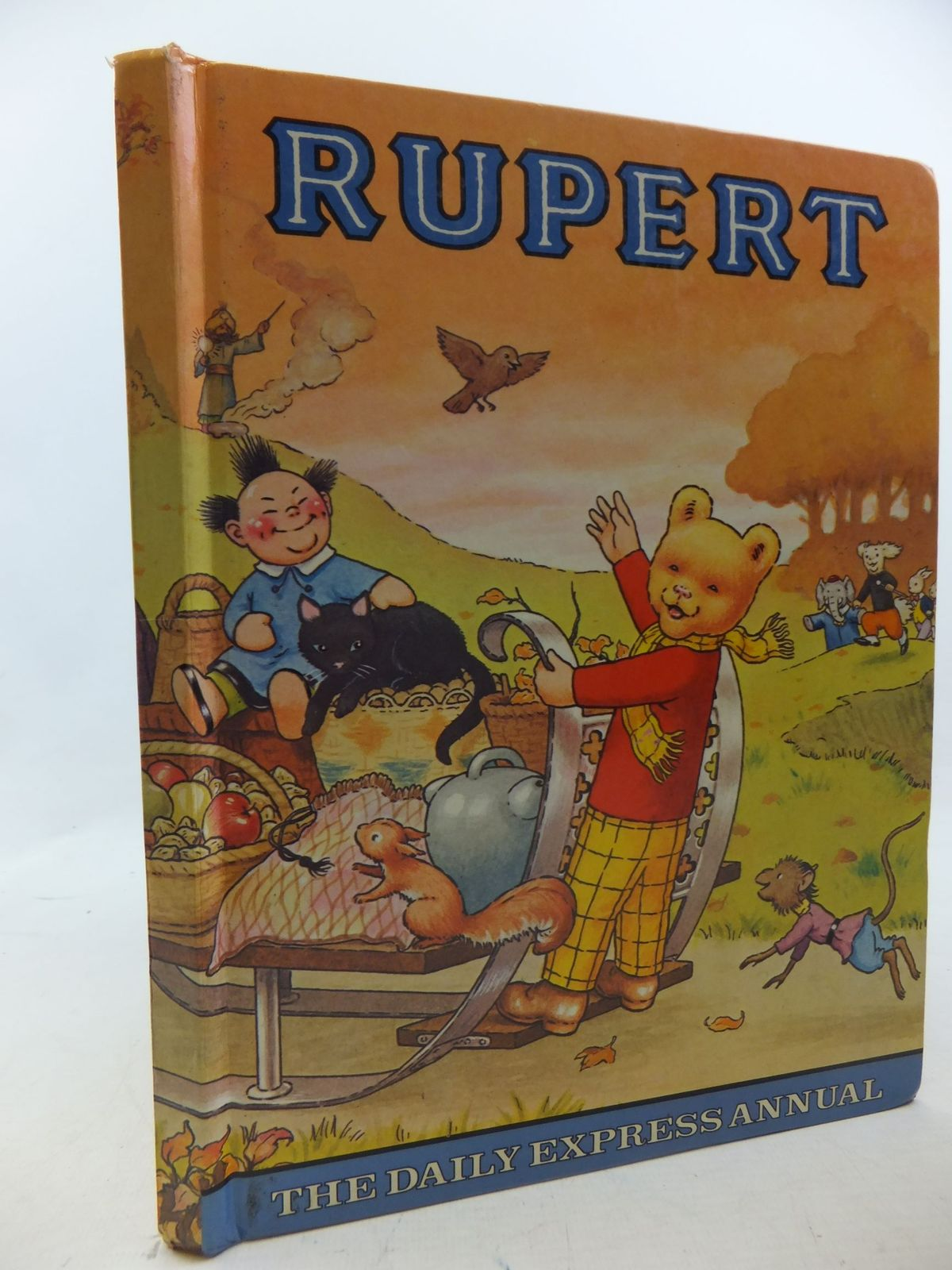 Photo of RUPERT ANNUAL 1978 illustrated by Harrold, John published by Daily Express (STOCK CODE: 2113541)  for sale by Stella & Rose's Books