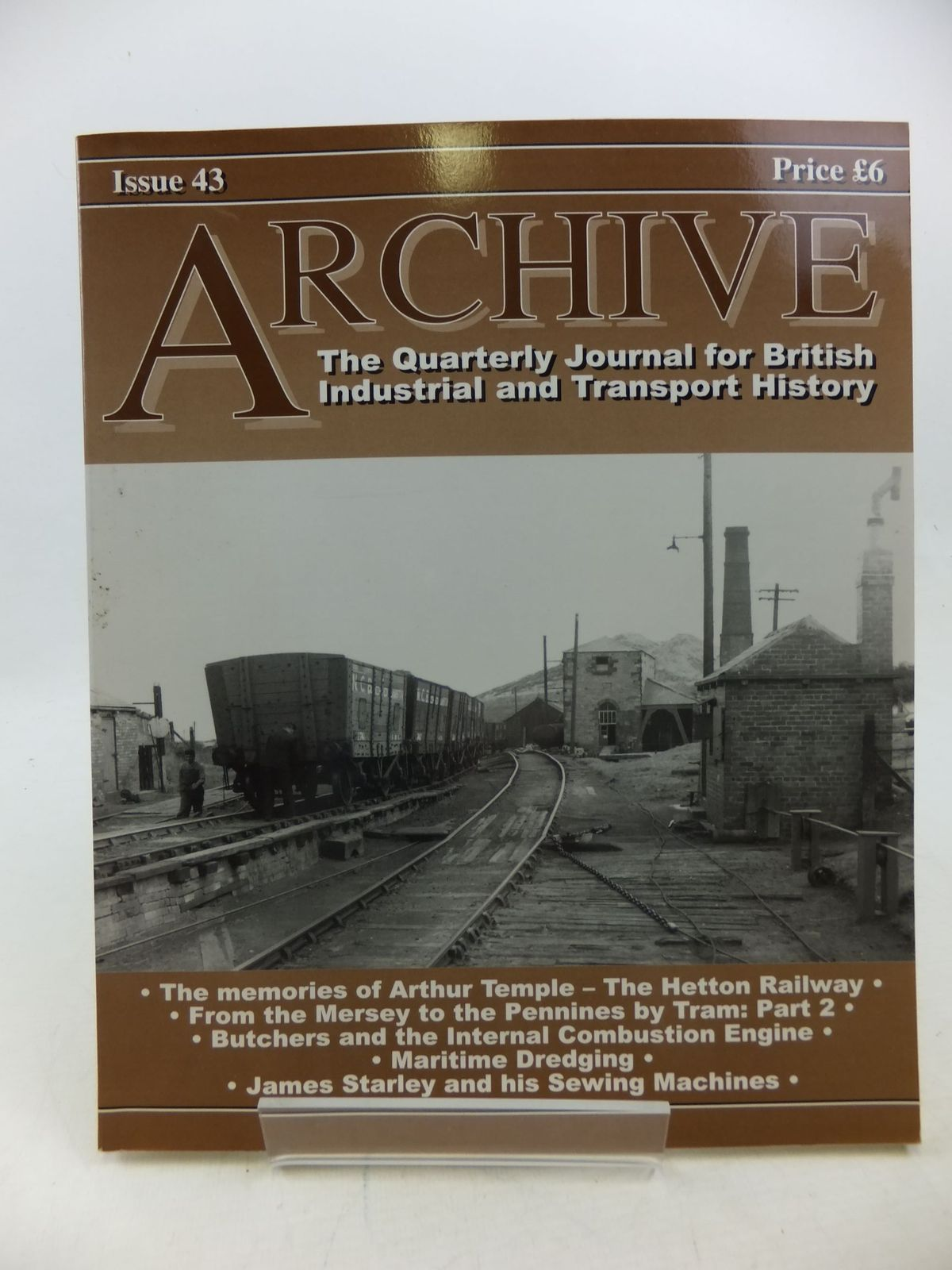 Photo of ARCHIVE ISSUE 43 written by Mountford, Colin E.<br />Maund, T.B.<br />et al, published by Lightmoor Press (STOCK CODE: 2113542)  for sale by Stella & Rose's Books