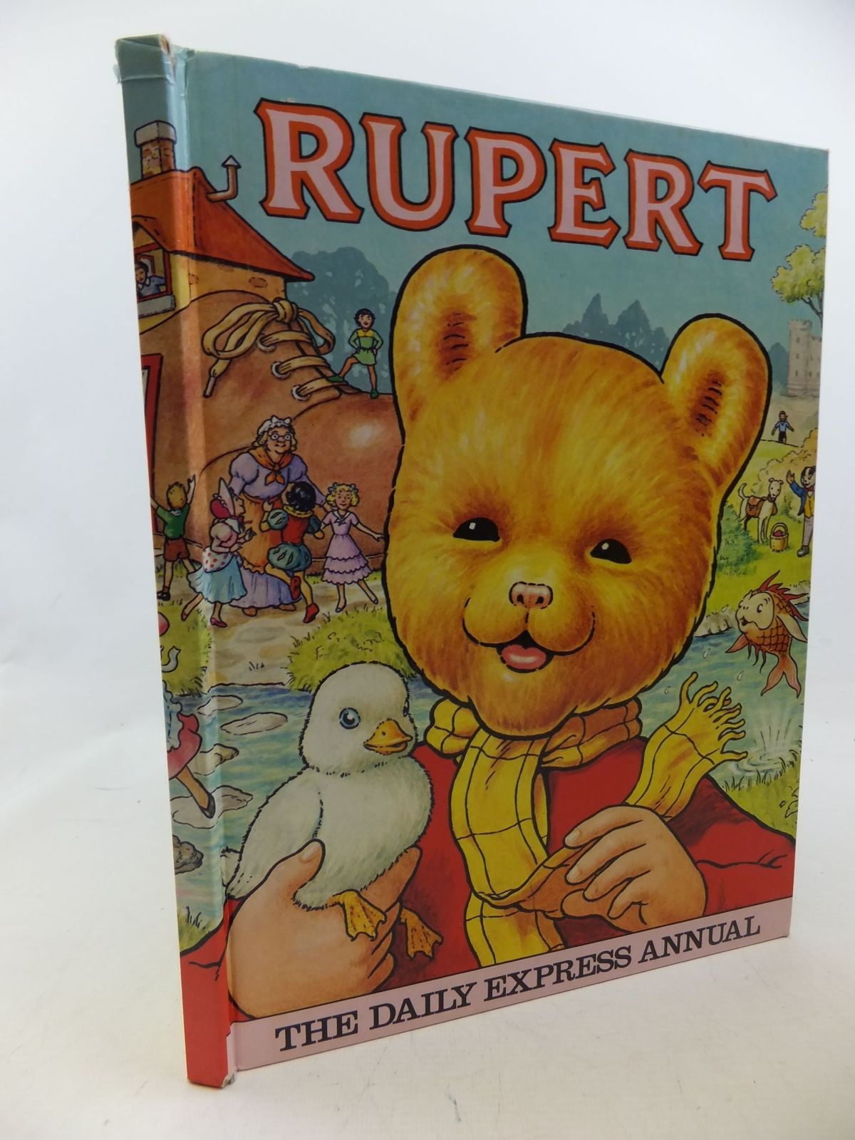 Photo of RUPERT ANNUAL 1981 illustrated by Harrold, John published by Express Newspapers Ltd. (STOCK CODE: 2113543)  for sale by Stella & Rose's Books
