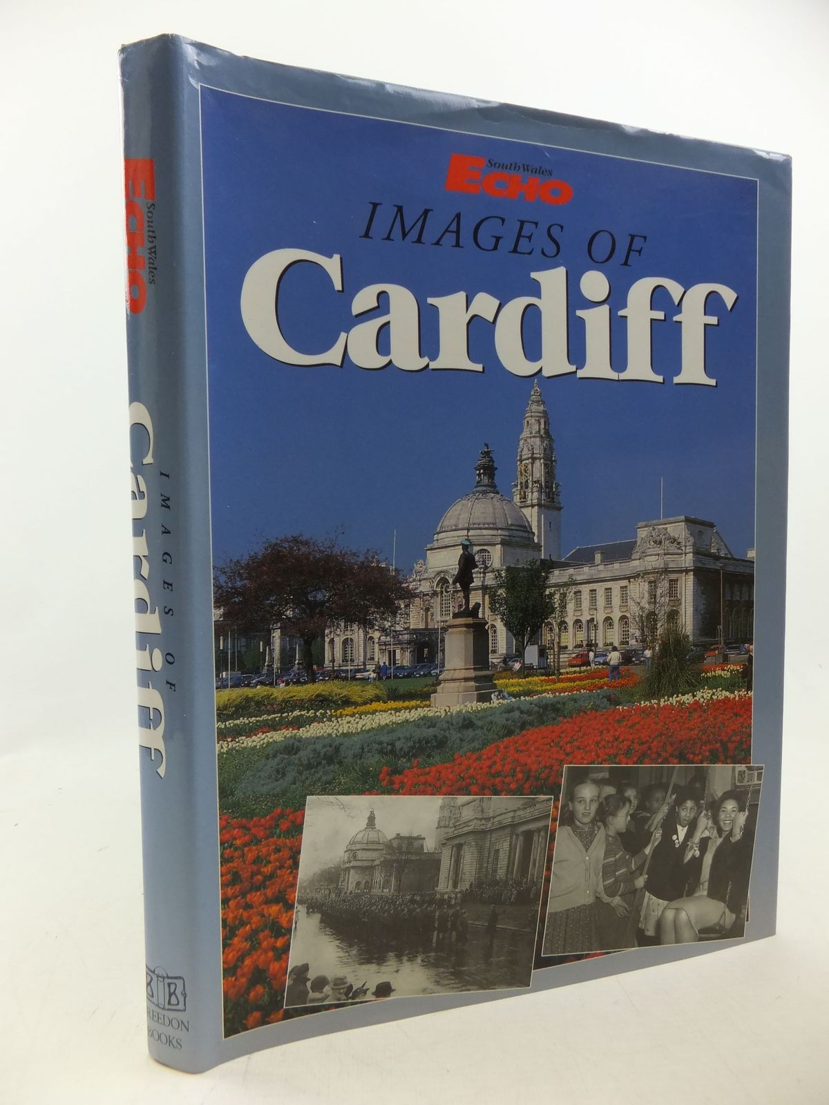 Photo of IMAGES OF CARDIFF published by Breedon Books Publishing Co. (STOCK CODE: 2113561)  for sale by Stella & Rose's Books