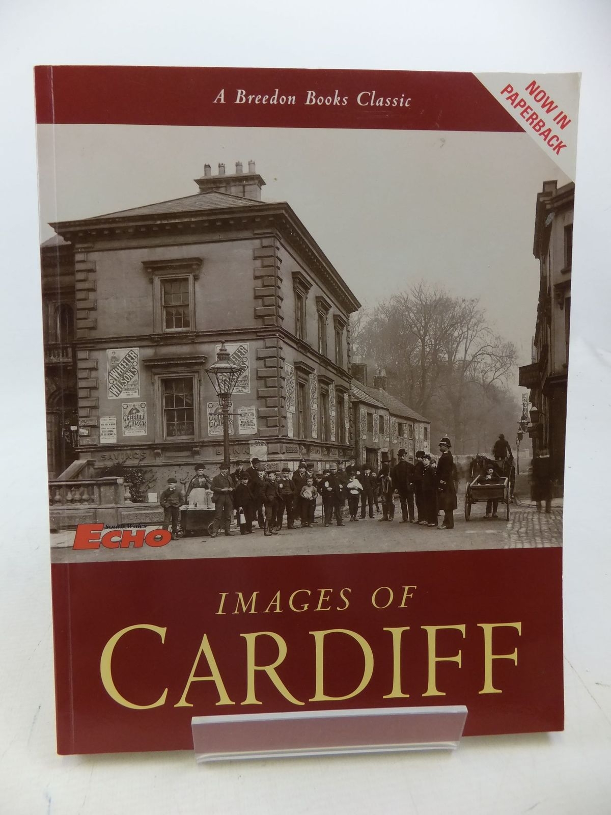 Photo of IMAGES OF CARDIFF published by Breedon Books Publishing Co. (STOCK CODE: 2113570)  for sale by Stella & Rose's Books
