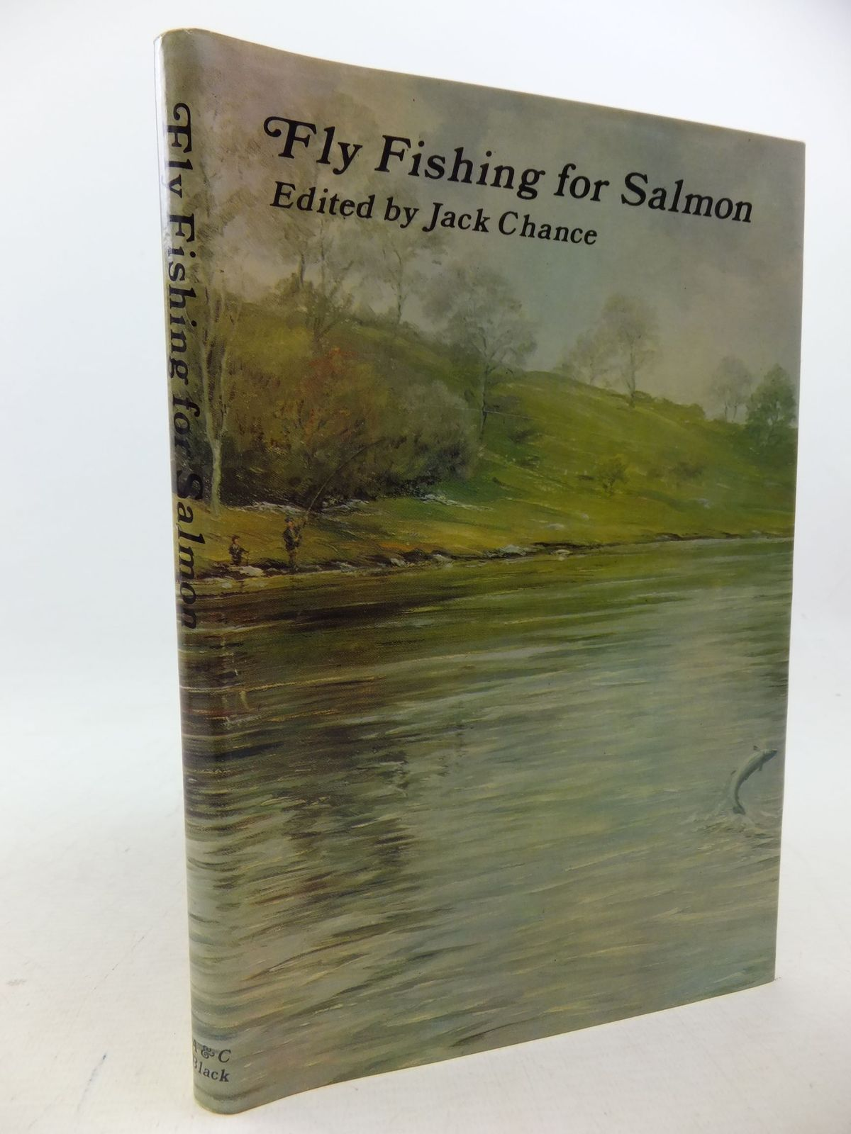Photo of FLY FISHING FOR SALMON written by Chance, Jack published by Adam & Charles Black (STOCK CODE: 2113572)  for sale by Stella & Rose's Books