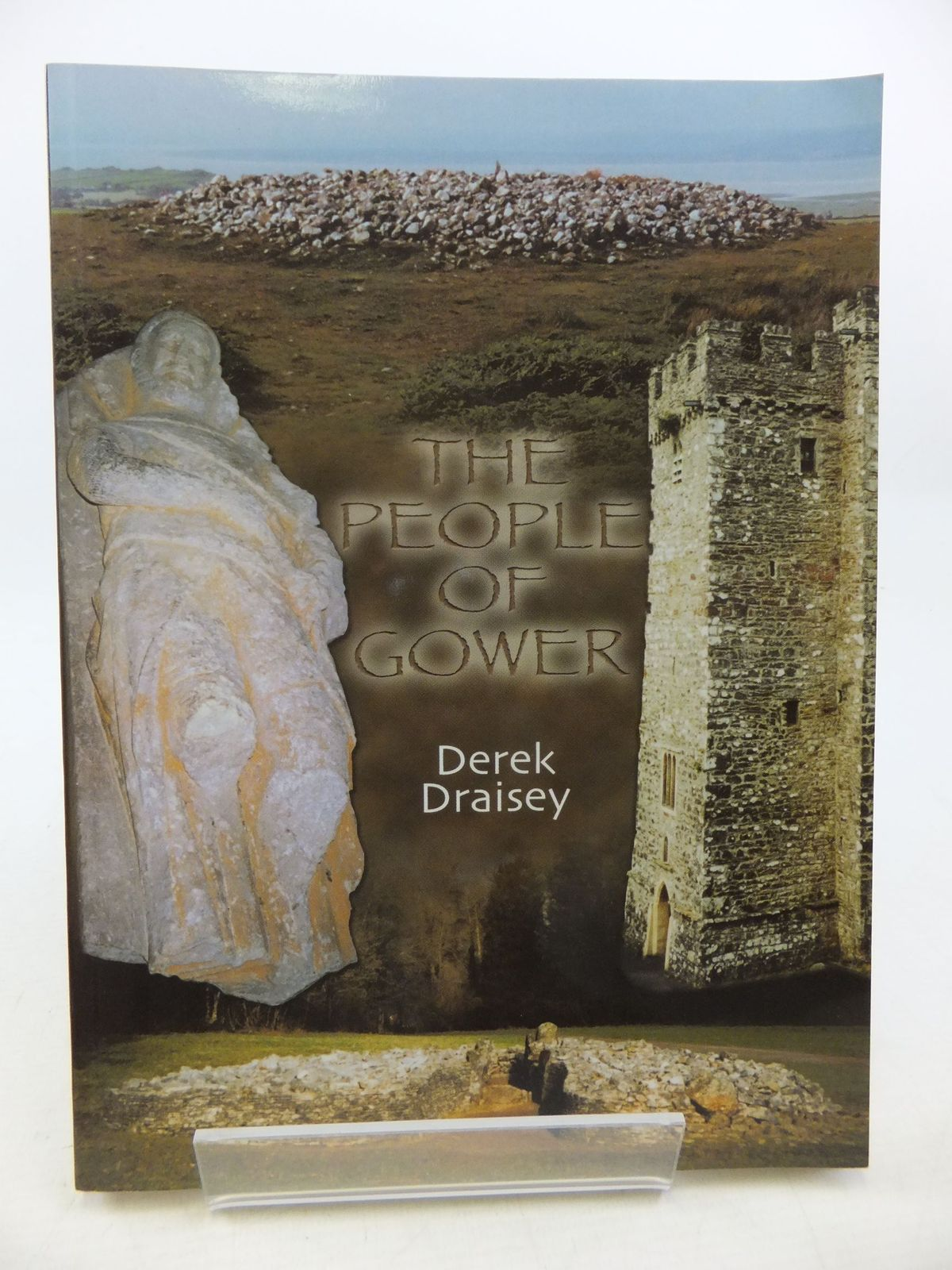 Photo of THE PEOPLE OF GOWER written by Draisey, Derek published by Draisey Publishing (STOCK CODE: 2113576)  for sale by Stella & Rose's Books