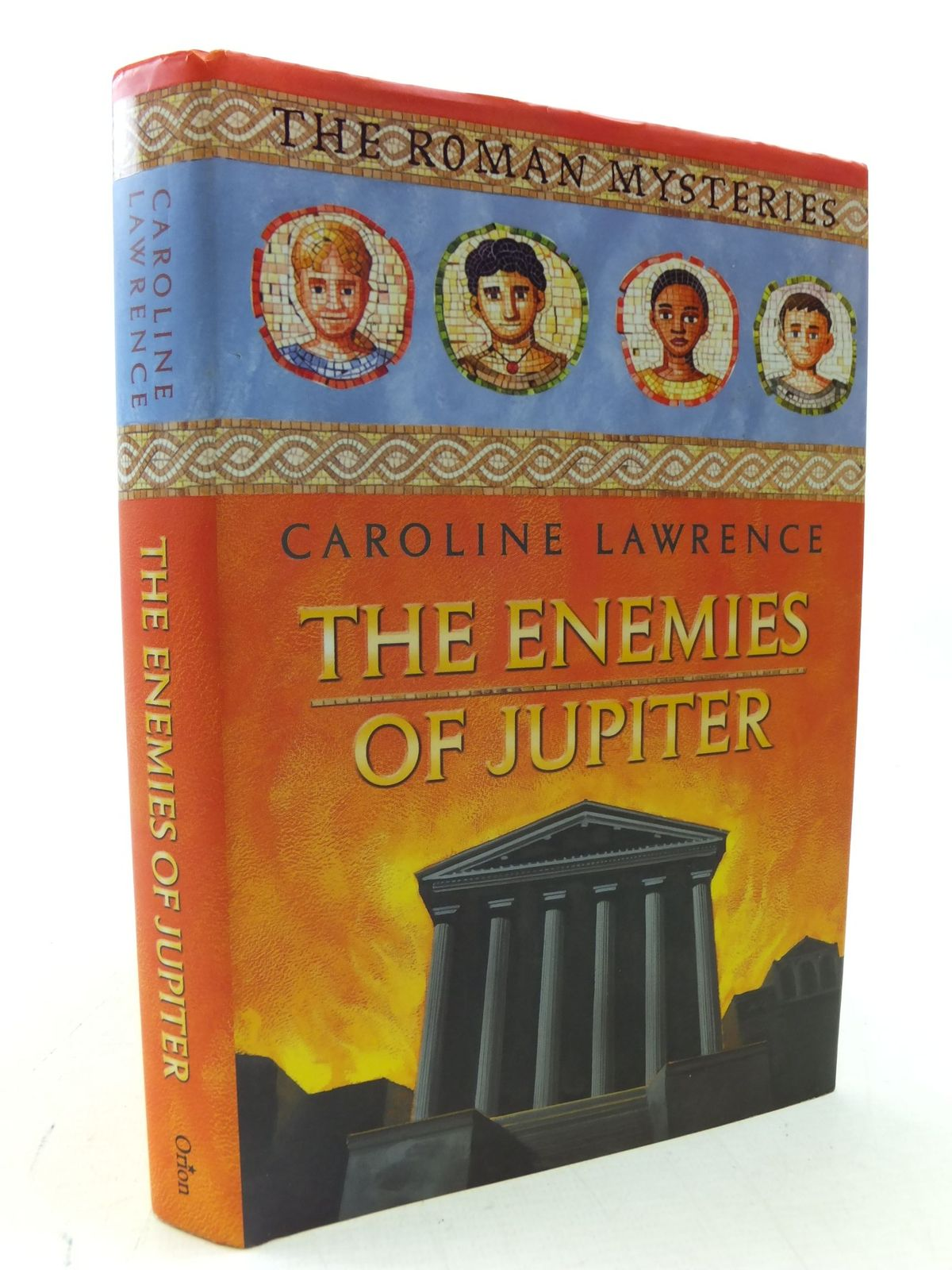 Photo of THE ENEMIES OF JUPITER written by Lawrence, Caroline published by Orion Children's Books (STOCK CODE: 2113592)  for sale by Stella & Rose's Books