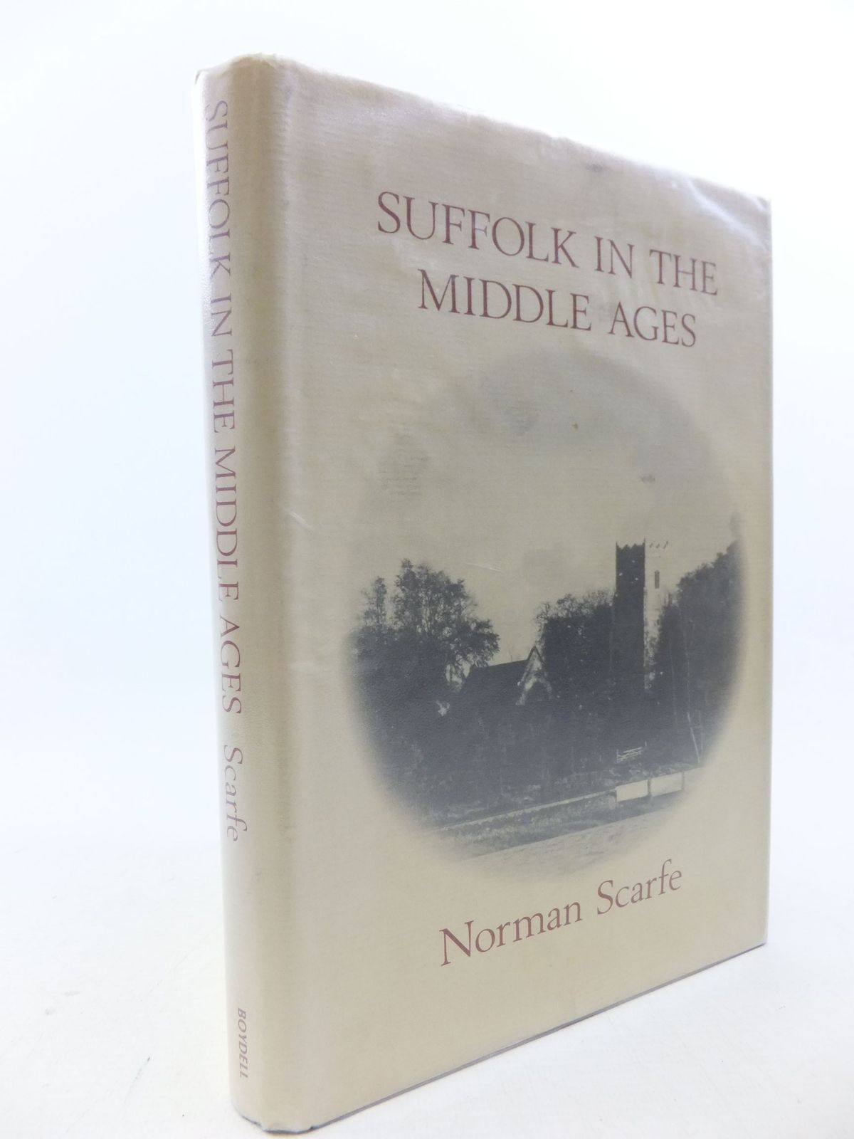 Photo of SUFFOLK IN THE MIDDLE AGES written by Scarfe, Norman published by The Boydell Press (STOCK CODE: 2113691)  for sale by Stella & Rose's Books