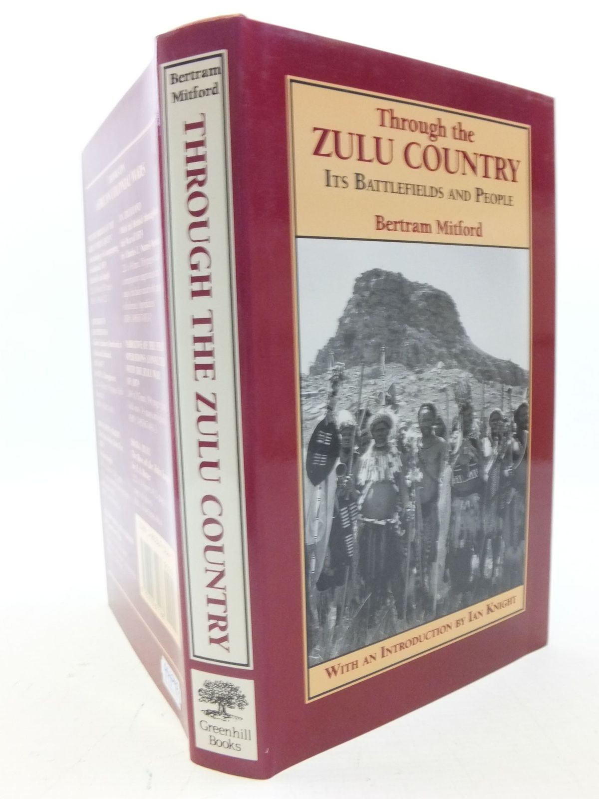 Photo of THROUGH THE ZULU COUNTRY ITS BATTLEFIELDS AND PEOPLE written by Mitford, Bertram<br />Knight, Ian published by Greenhill Books (STOCK CODE: 2113772)  for sale by Stella & Rose's Books